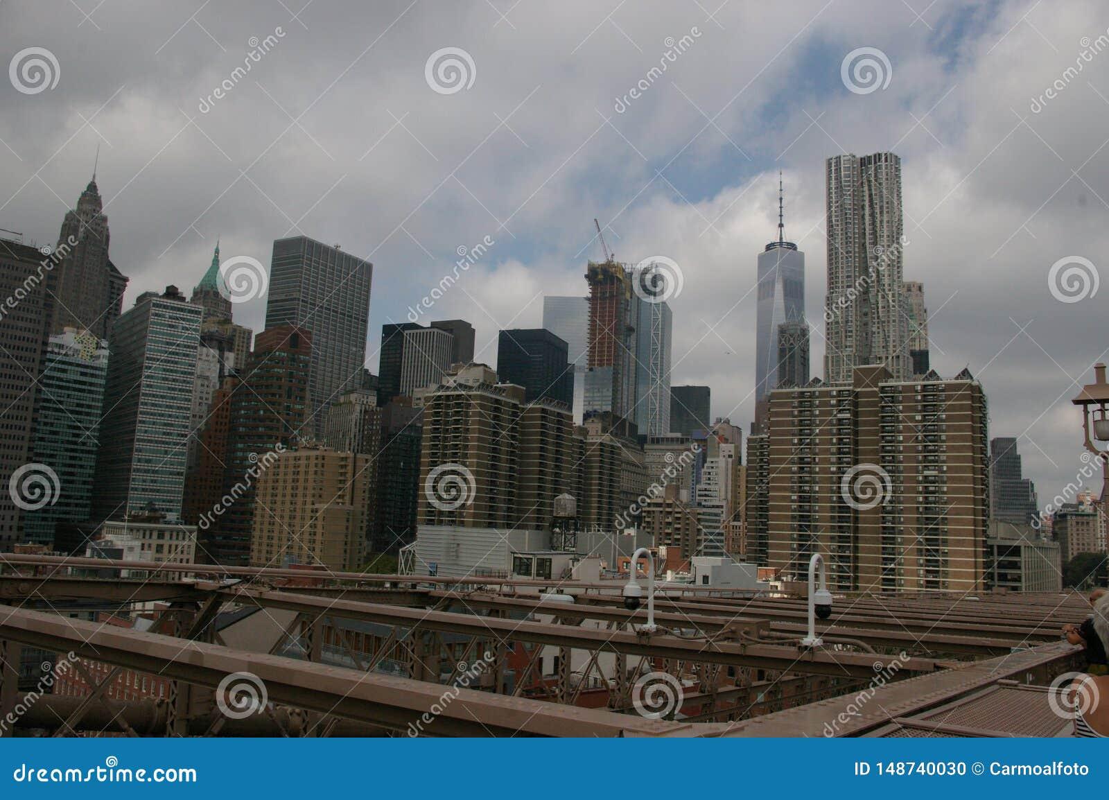 Gratte-ciel ? New York