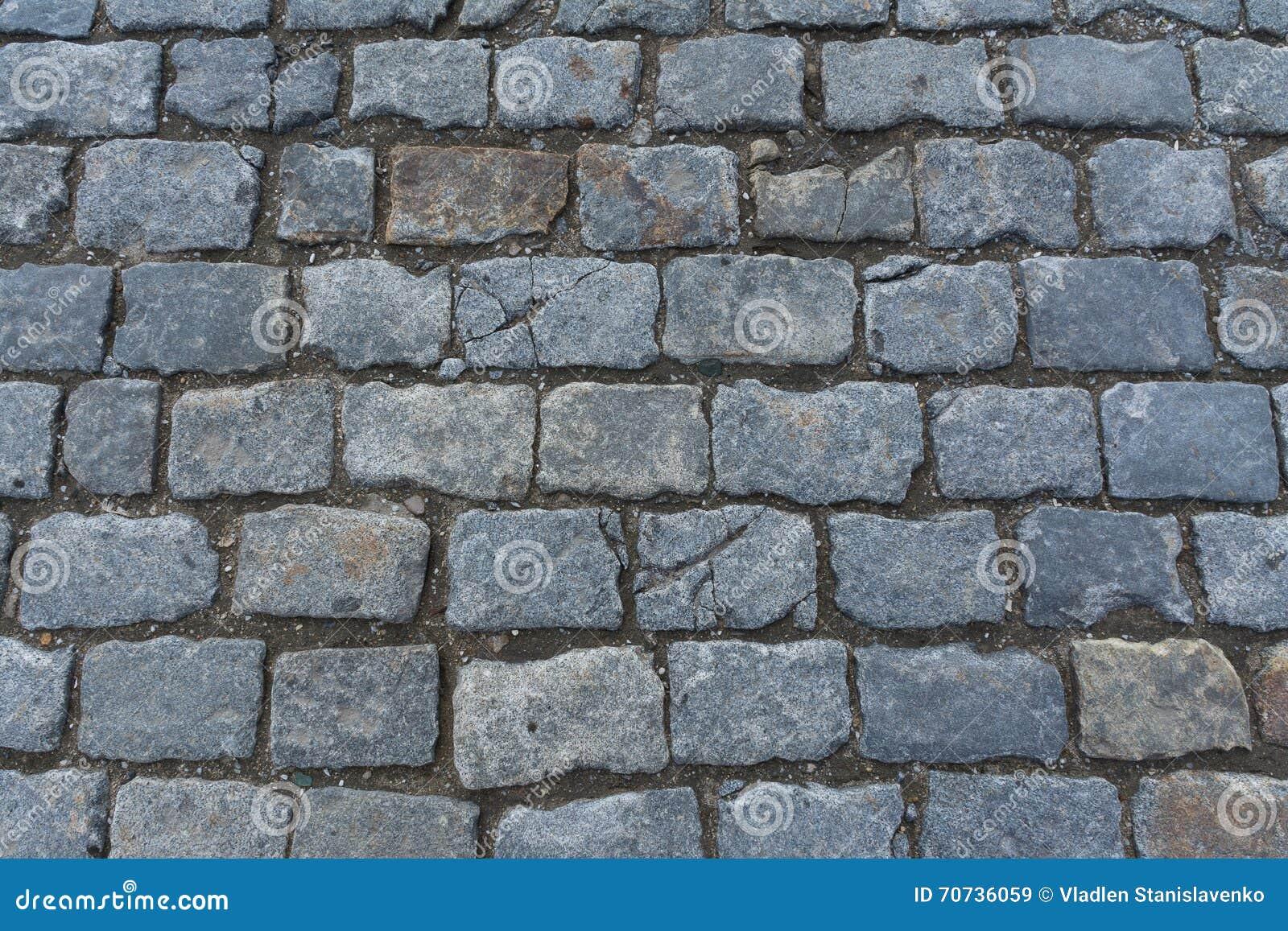 graue pflastersteine der platten stockbild - bild von straße, granit