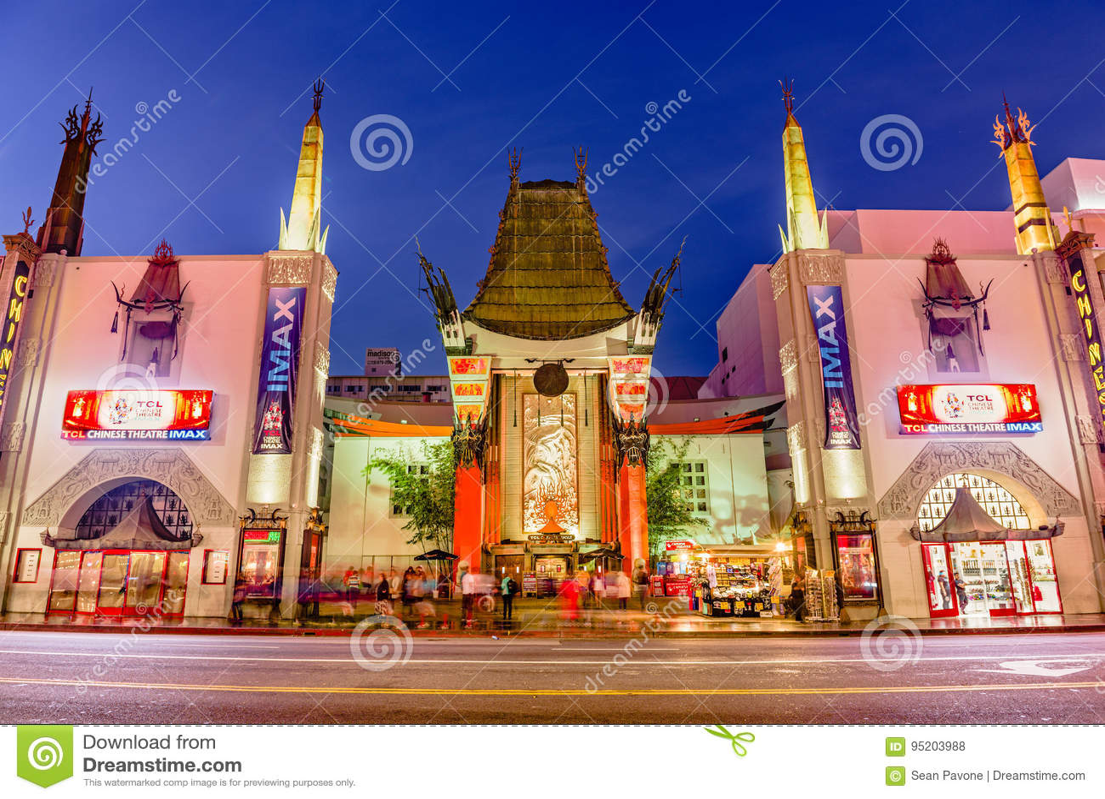 Grauman ` s chińczyka teatr