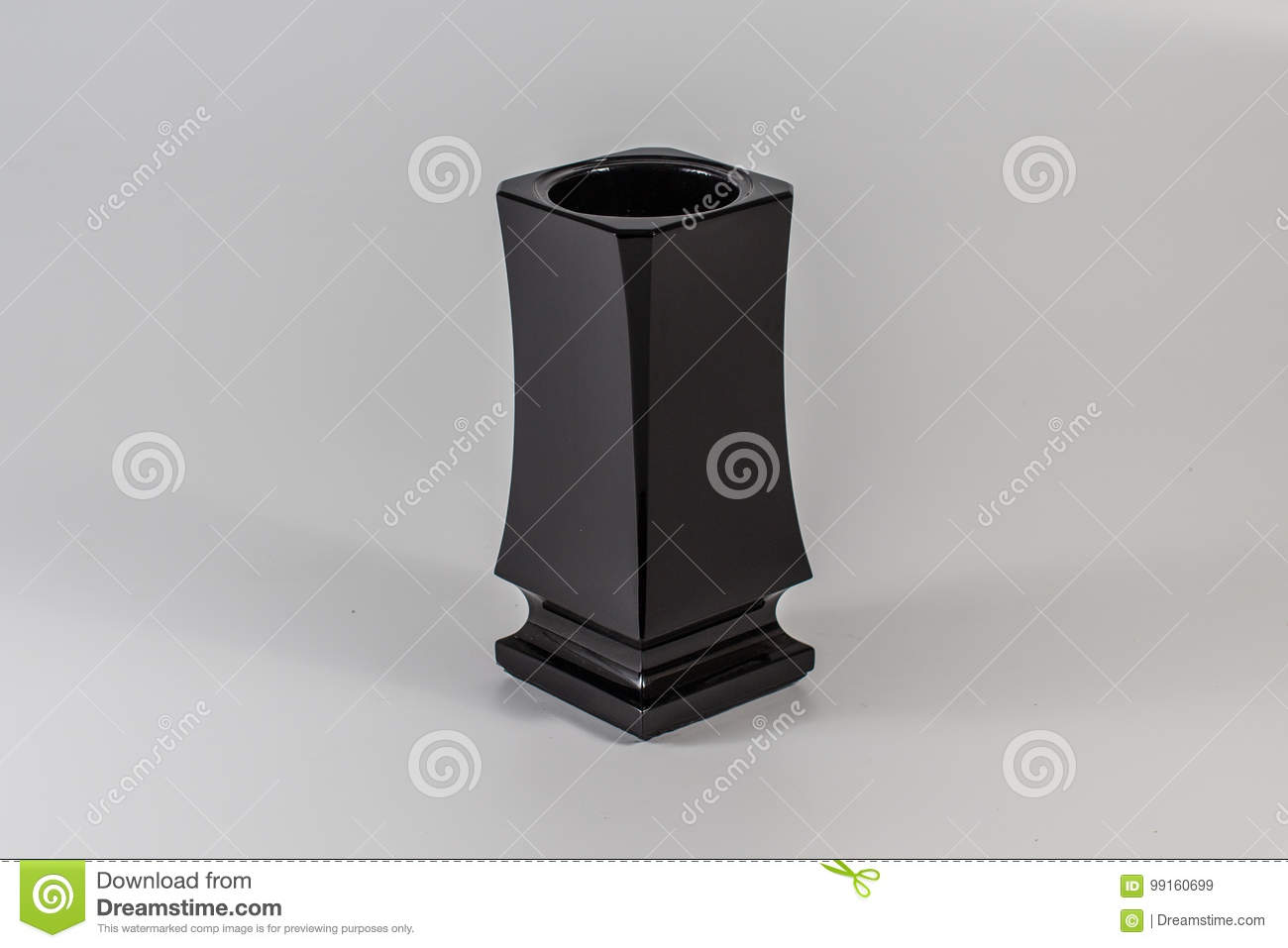 Dreamstime.com & Grave Flower Vase Made Of Stone Stock Image - Image of calmness ...
