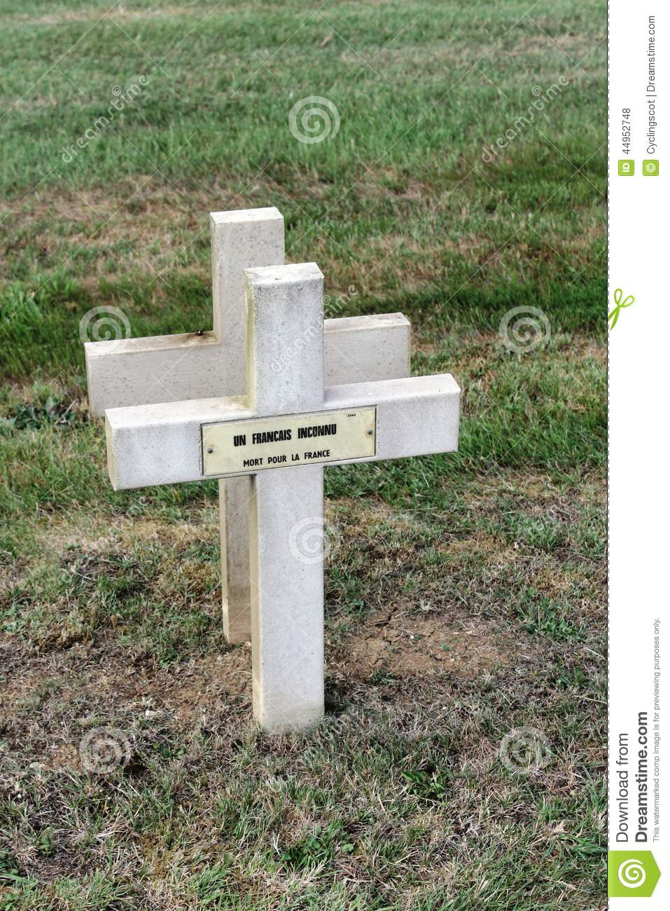 Grave of unknown ww1 french soldier stock photo image of france royalty free stock photo buycottarizona