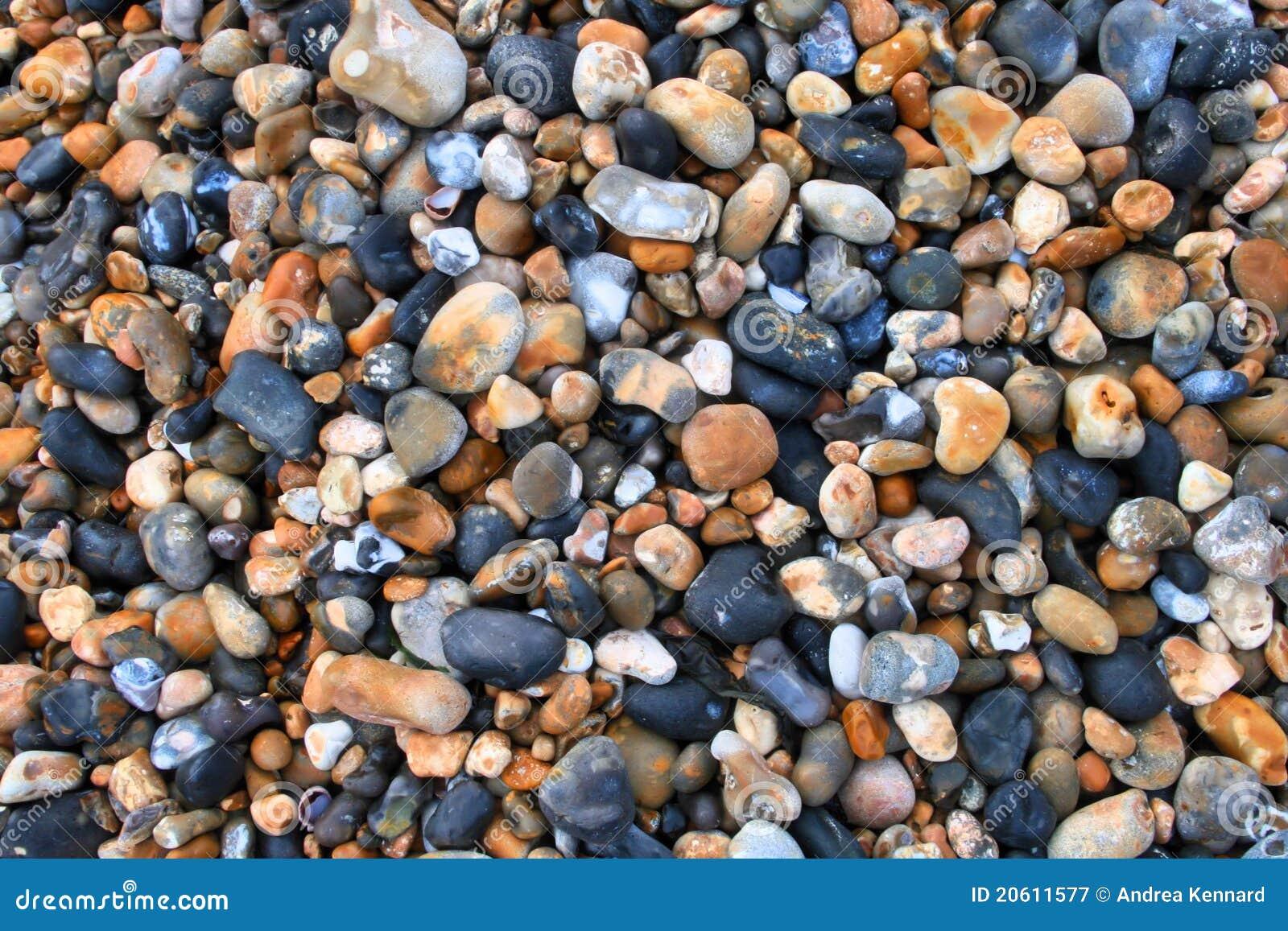 gravel pebbles stones background royalty free stock. Black Bedroom Furniture Sets. Home Design Ideas