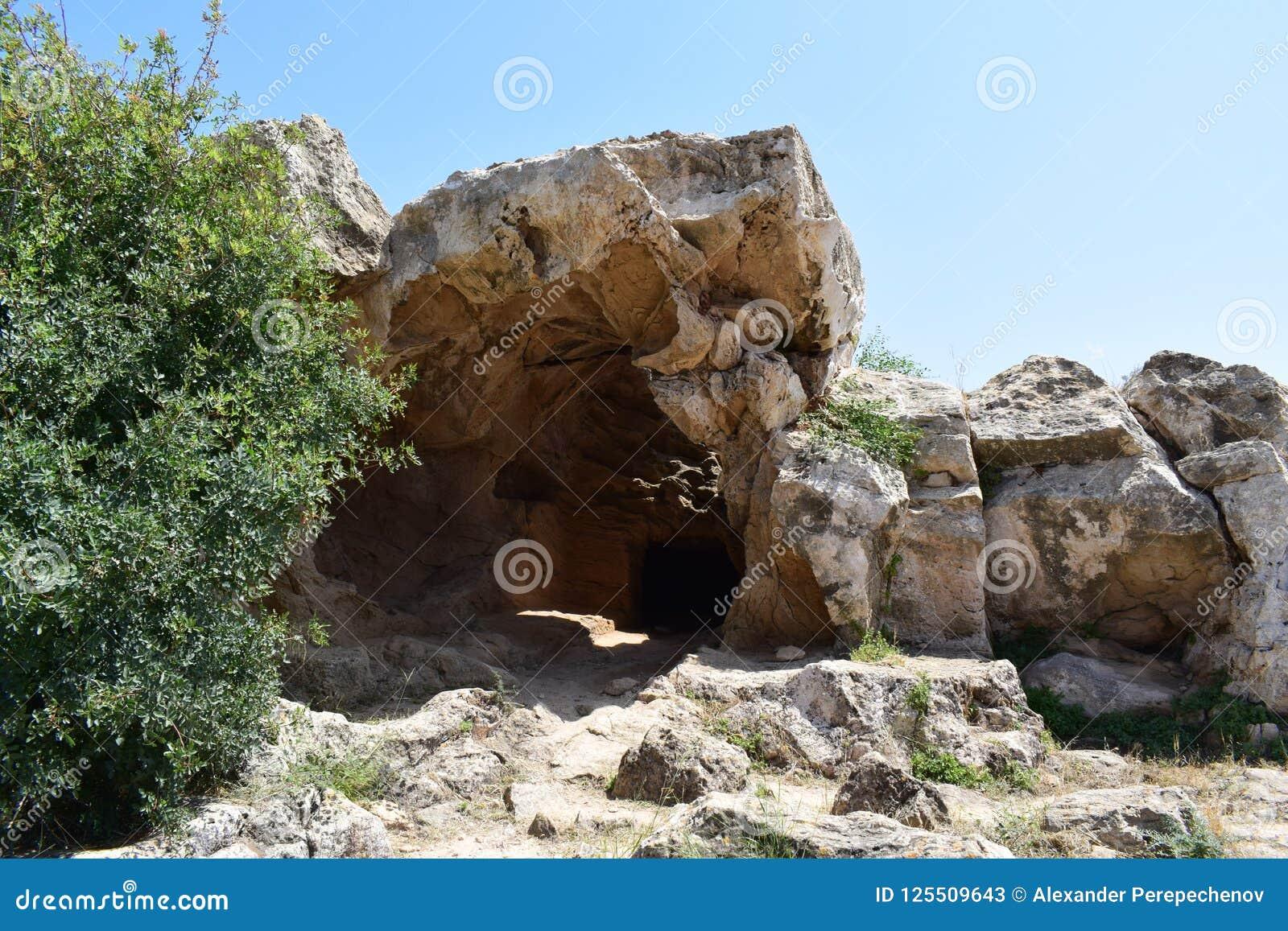 Graven van de Koningen Paphos, Cyprus