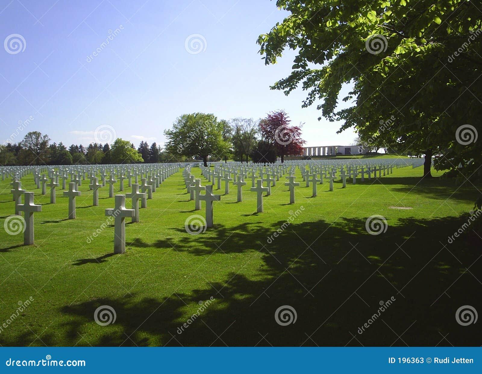 Graveyard Aubel Belgium