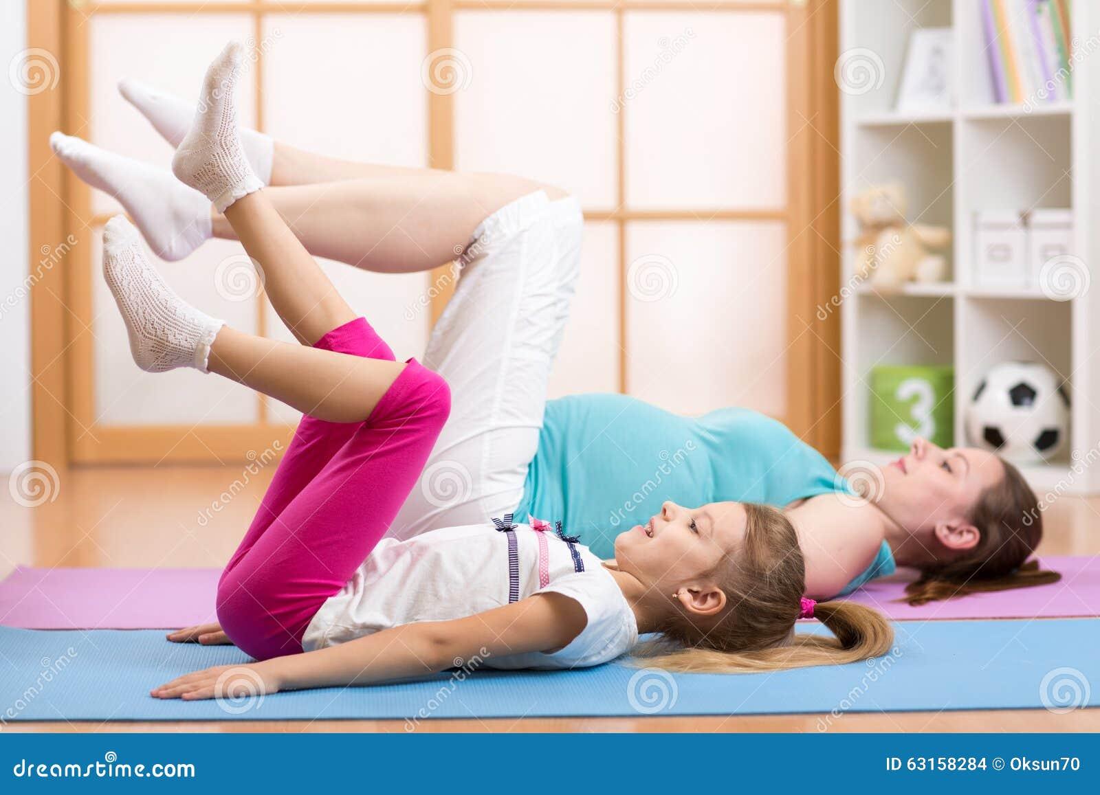 gravid gymnastik