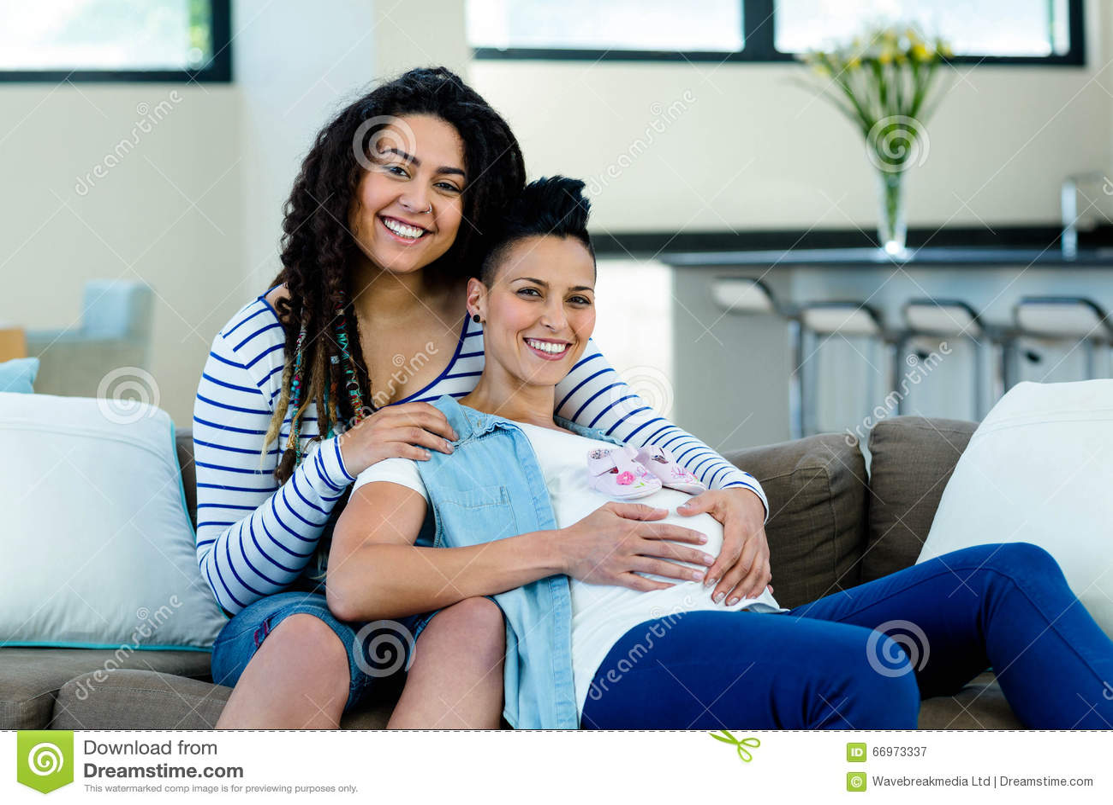 mamma flicka lesbiska