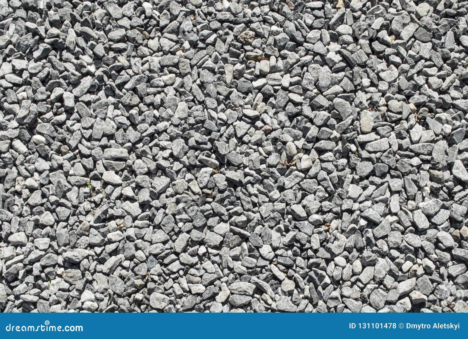 Gravier gris