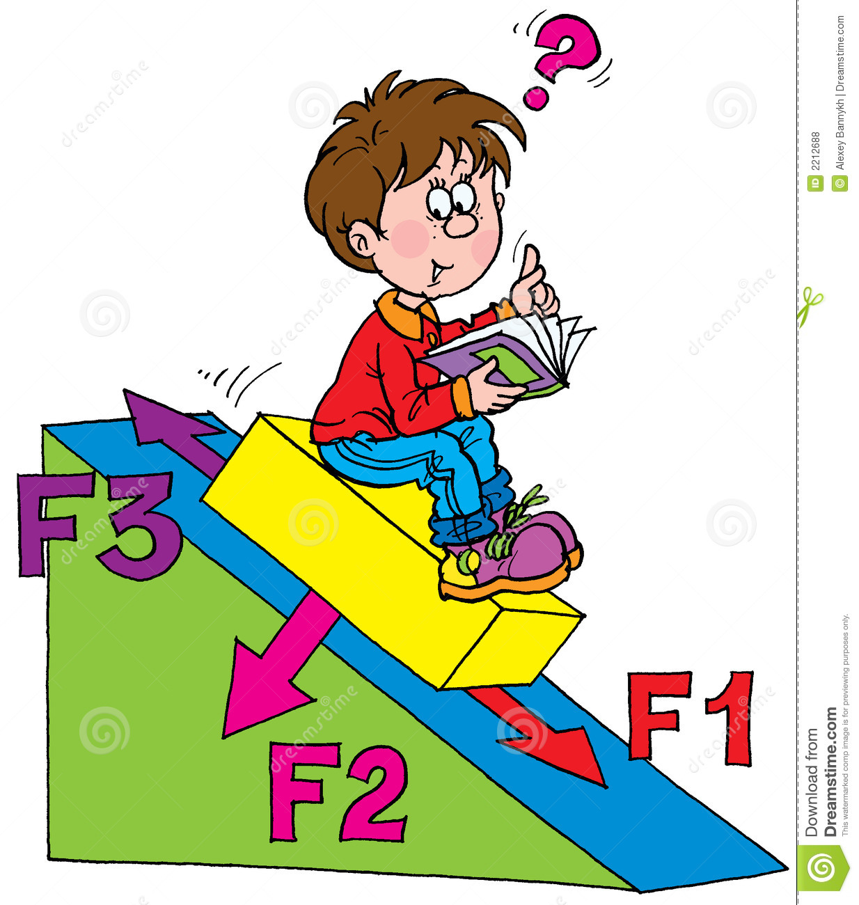 Image result for force and motion clipart