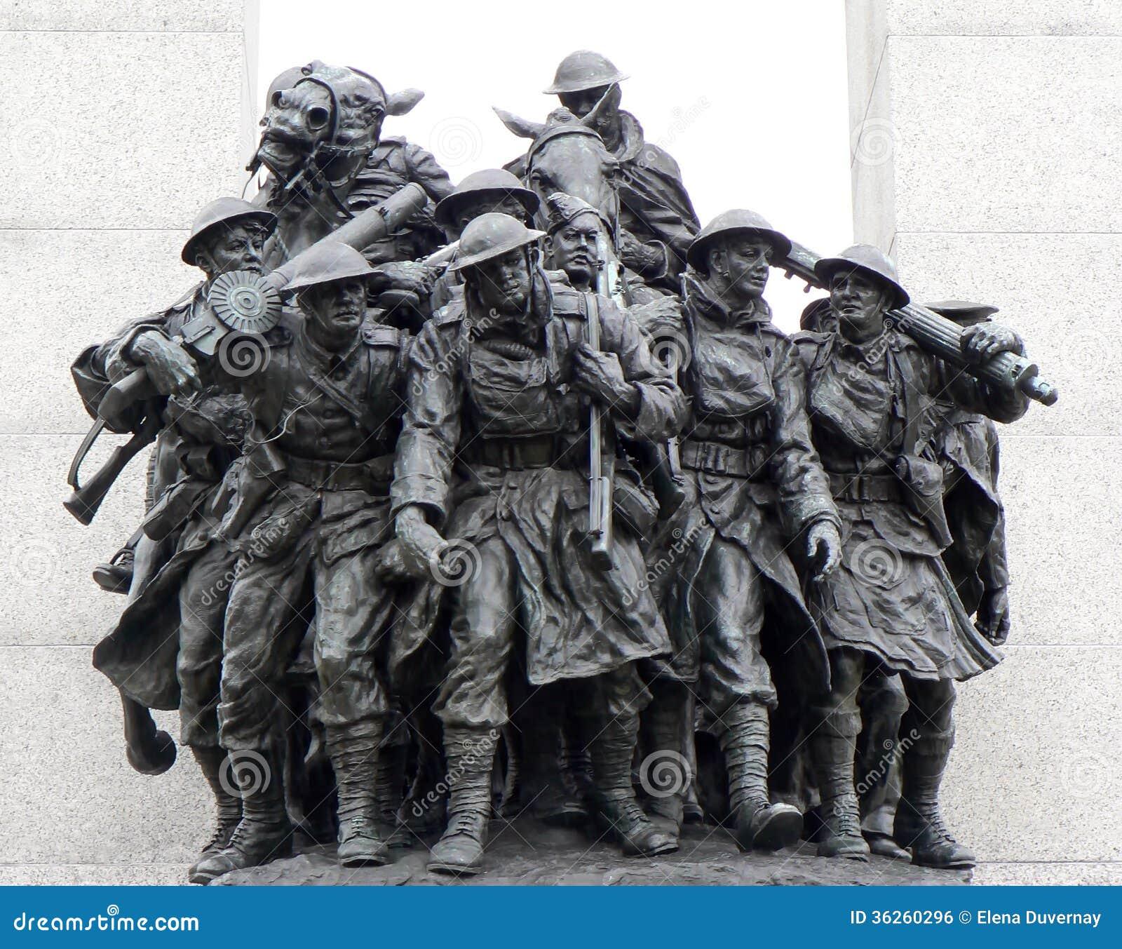 Gravvalv av den okända soldaten, Ottawa, Kanada