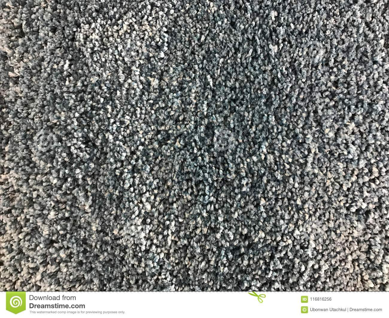 Gray carpet texture and background