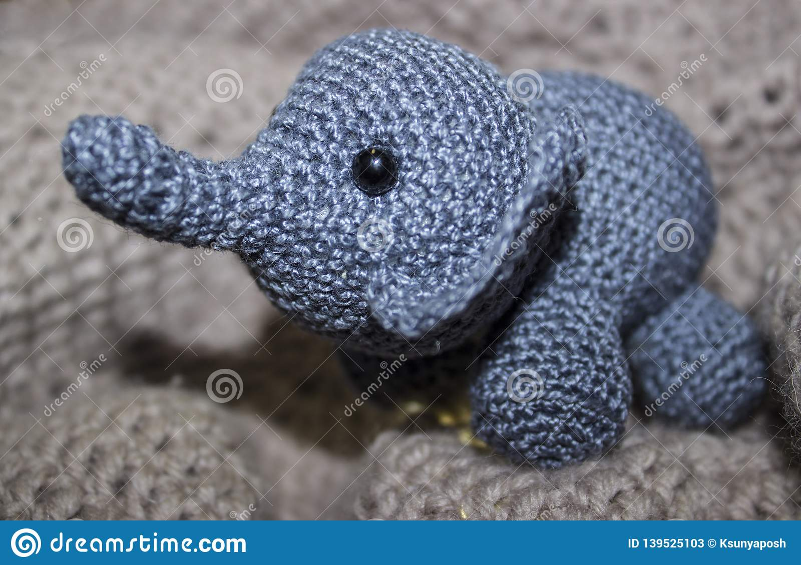 Elephant Stuffed Elephant Crochet Elephant Grey Elephant | Etsy | 1129x1600