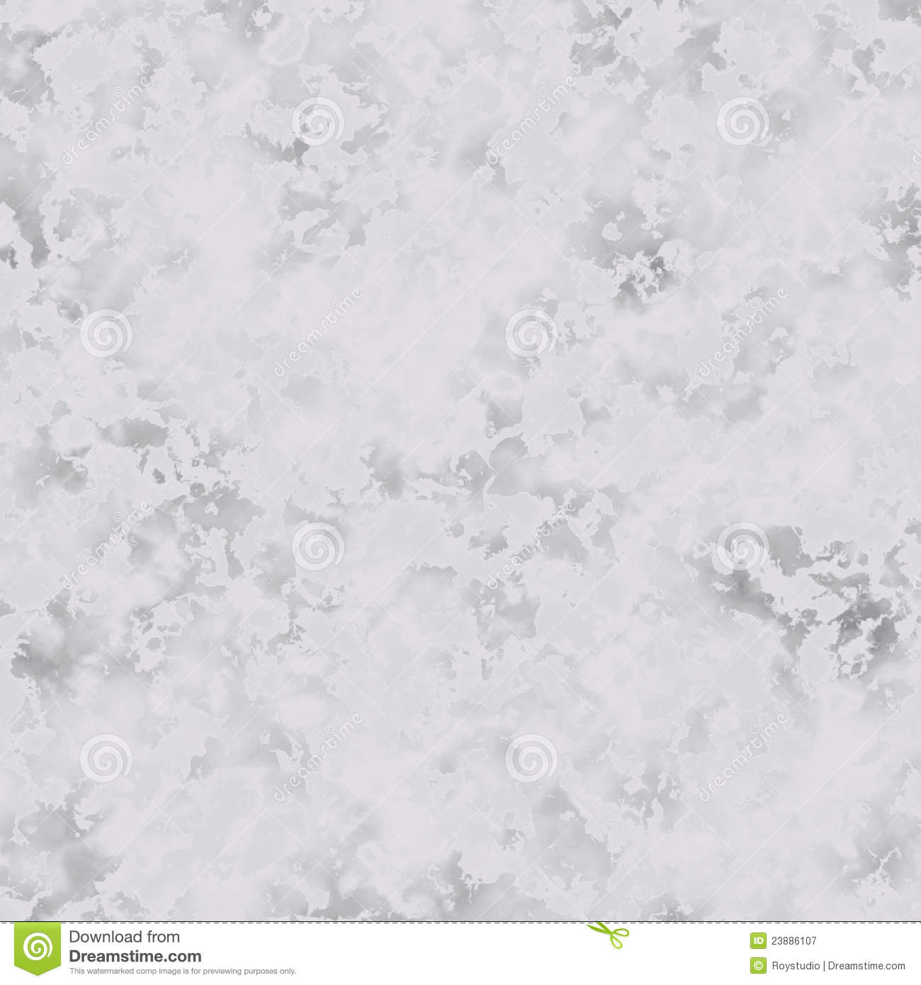Gray Marble Texture Background Stock Illustration