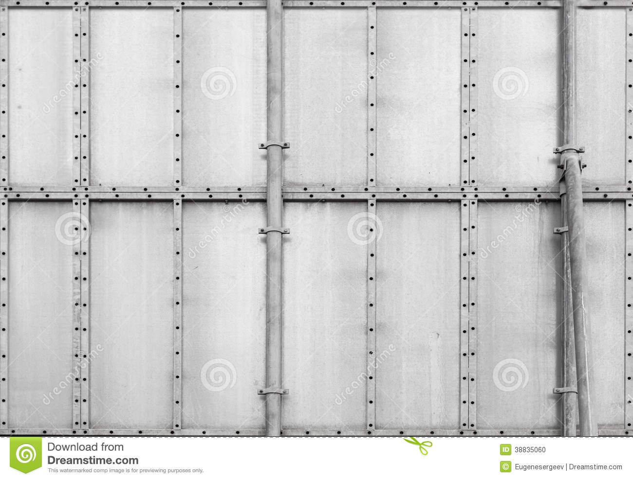 gray metal industrial panel background texture stock photo