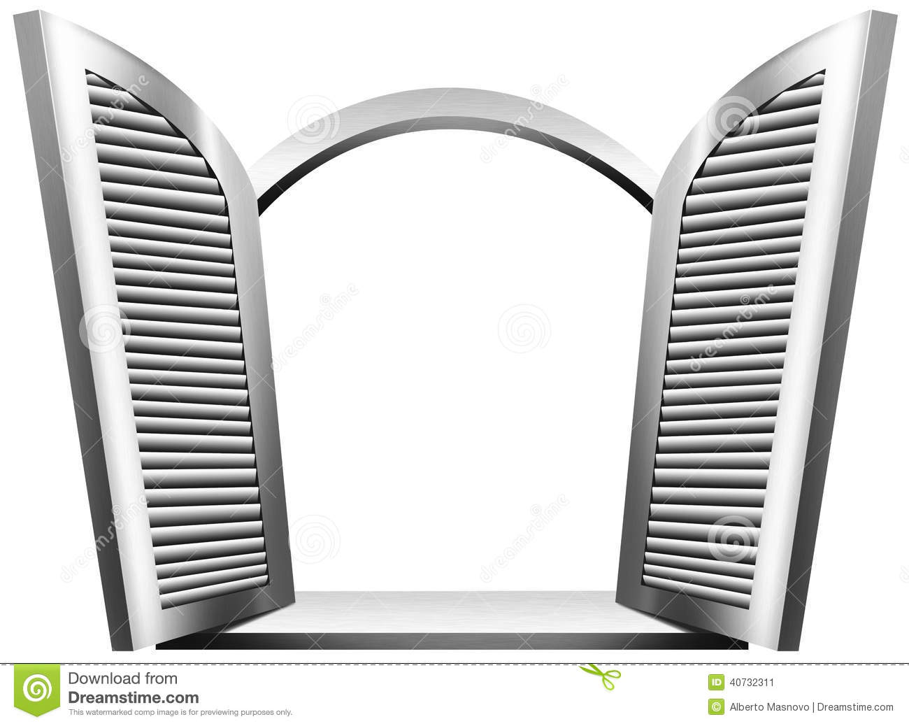 clipart house shutters - photo #7
