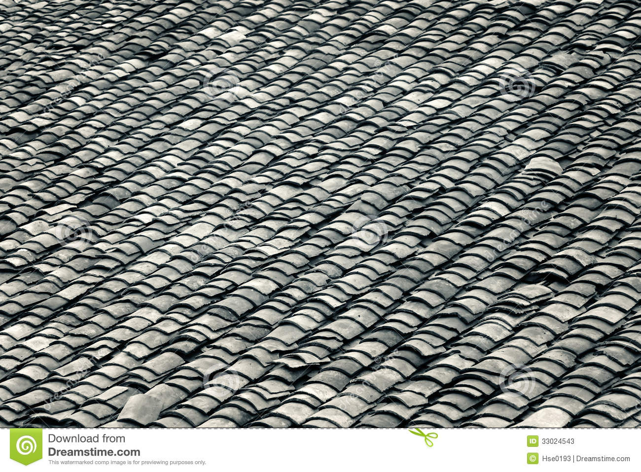 Gray Roof Tiles Stock Image Image Of Roof Gray Tiles