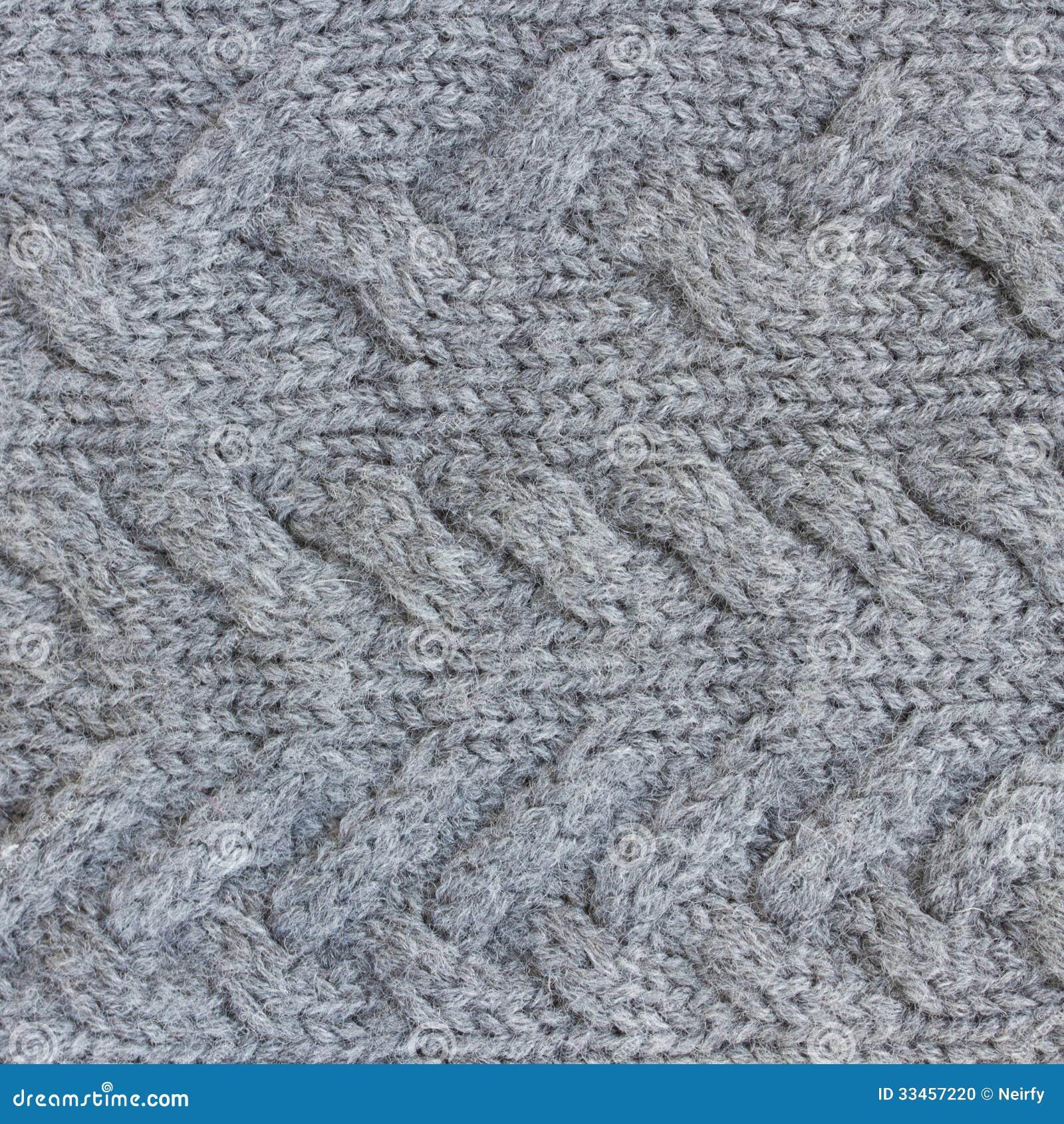 Gray Sweater Texture Stock Photo Image 33457220