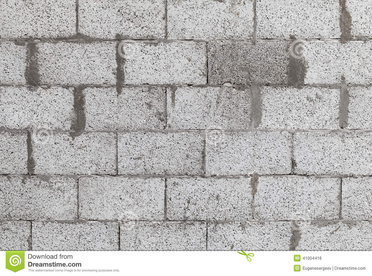 Aerated Concrete Blocks Stock Photo - Image: 43514404