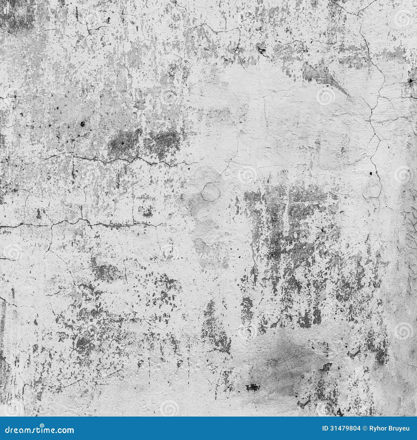 Gray Wall Pattern sucio