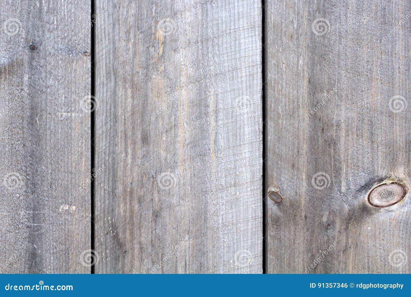 Gray Wood Planks