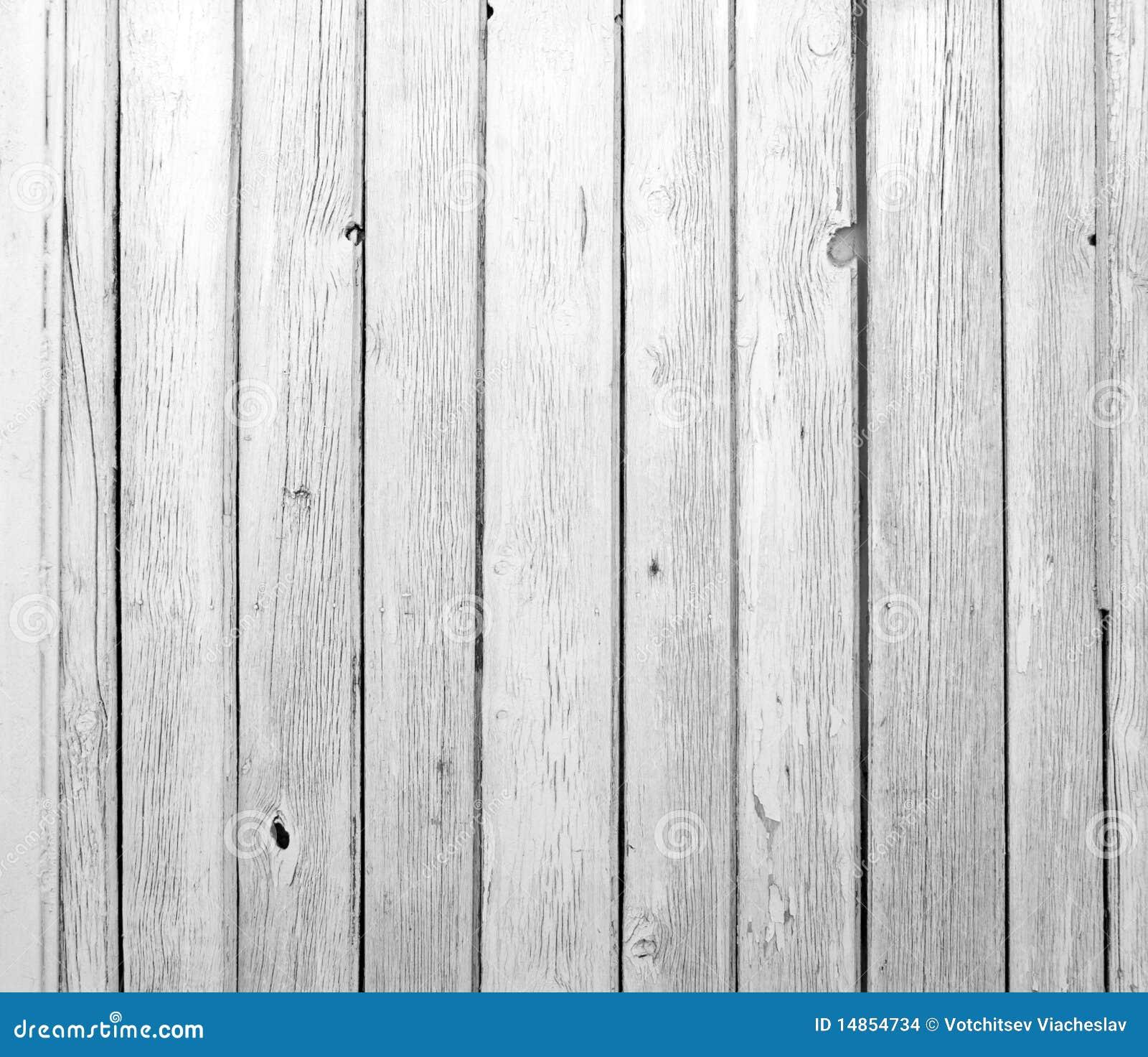 Gray wooden texture
