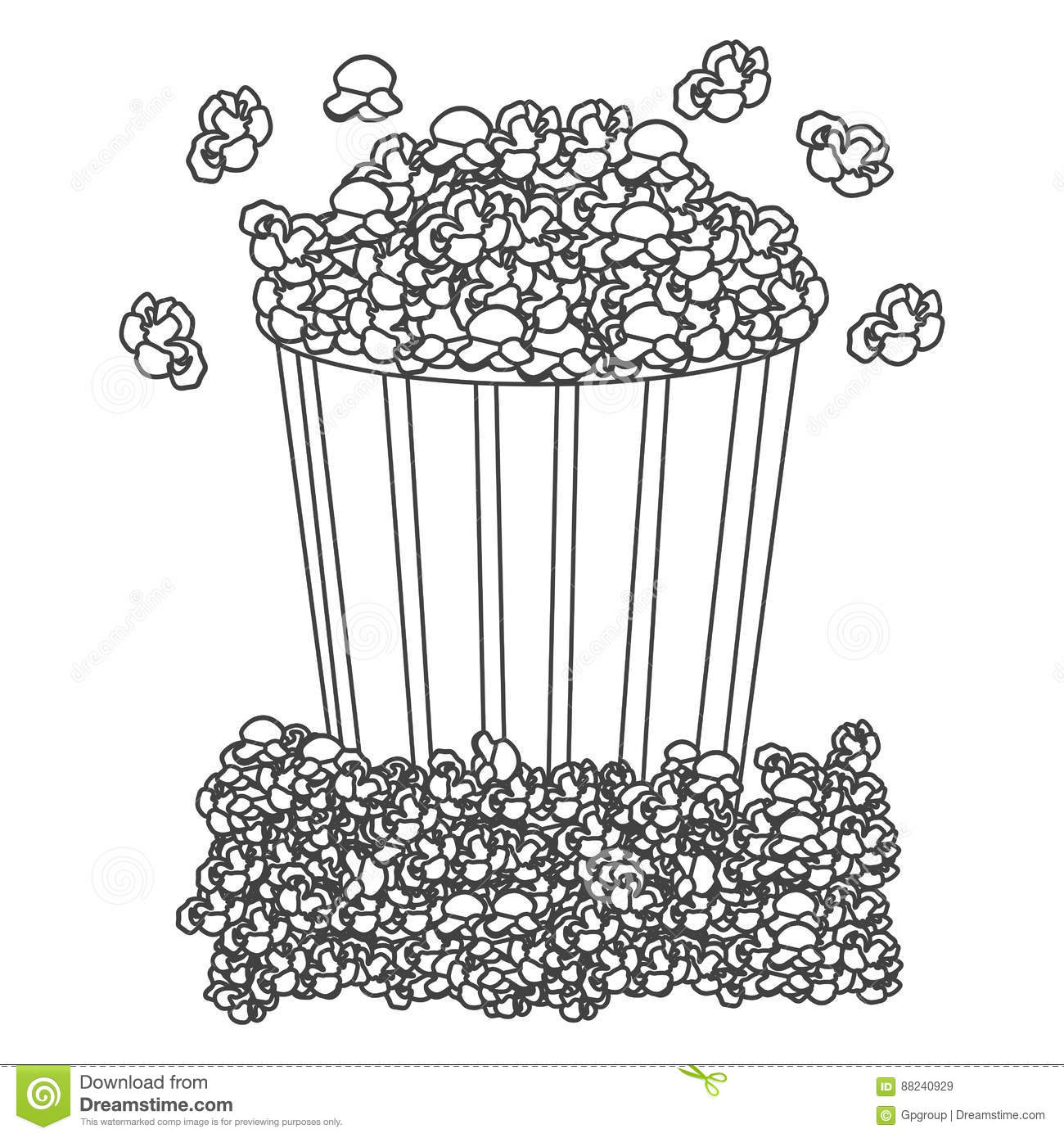 52 Best Popcorn Bags and Printables images | Popcorn theme, Printable  lables, Popcorn bags | 1390x1300