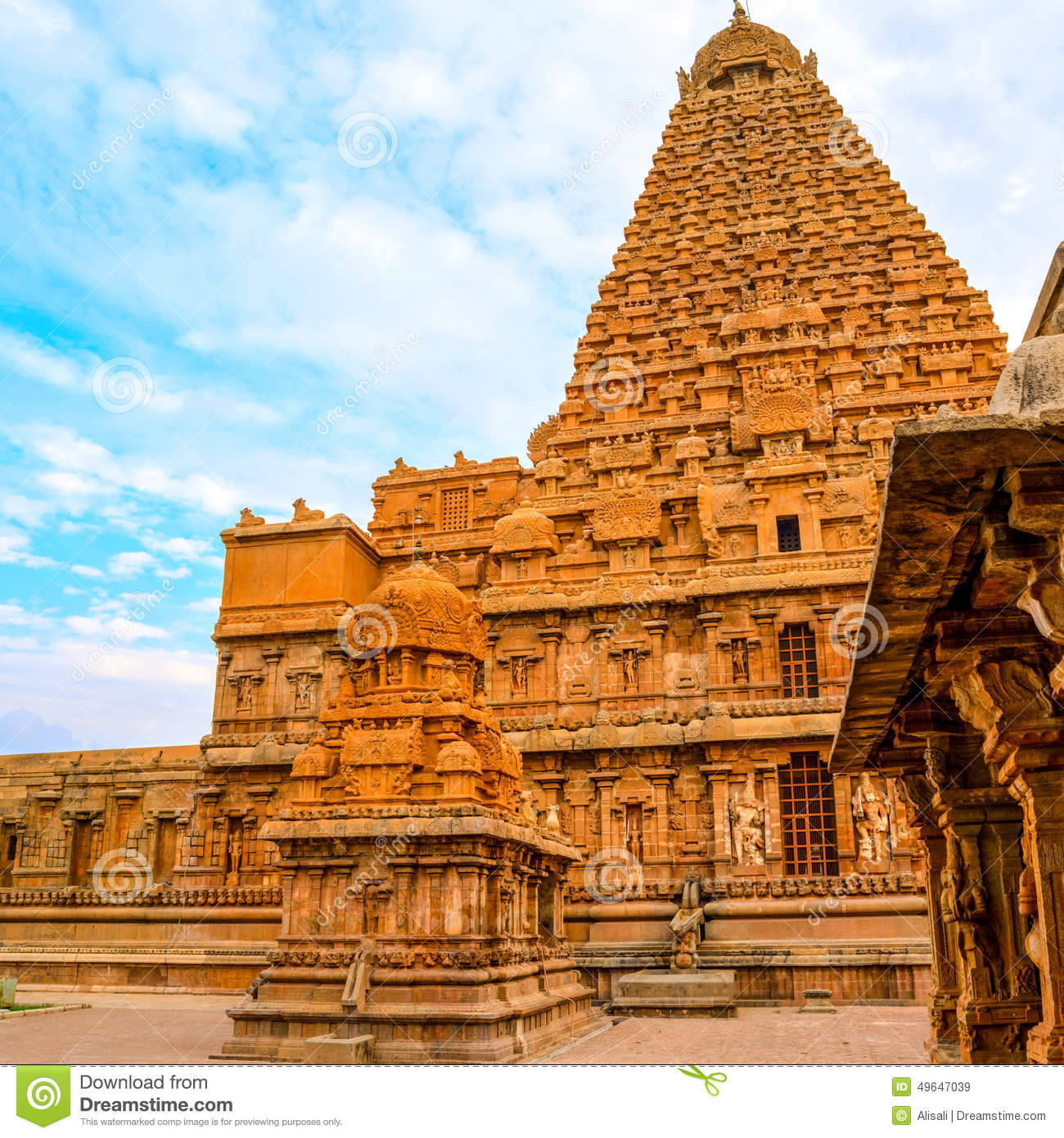 great architecture of hindu temple brihadishwara india tamil n  - great architecture of hindu temple brihadishwara india tamil n