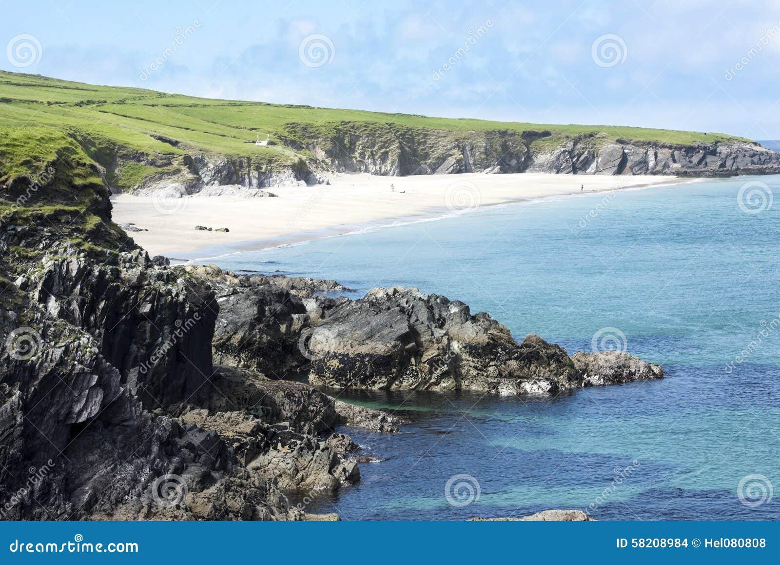 Great Blasket Island Beach