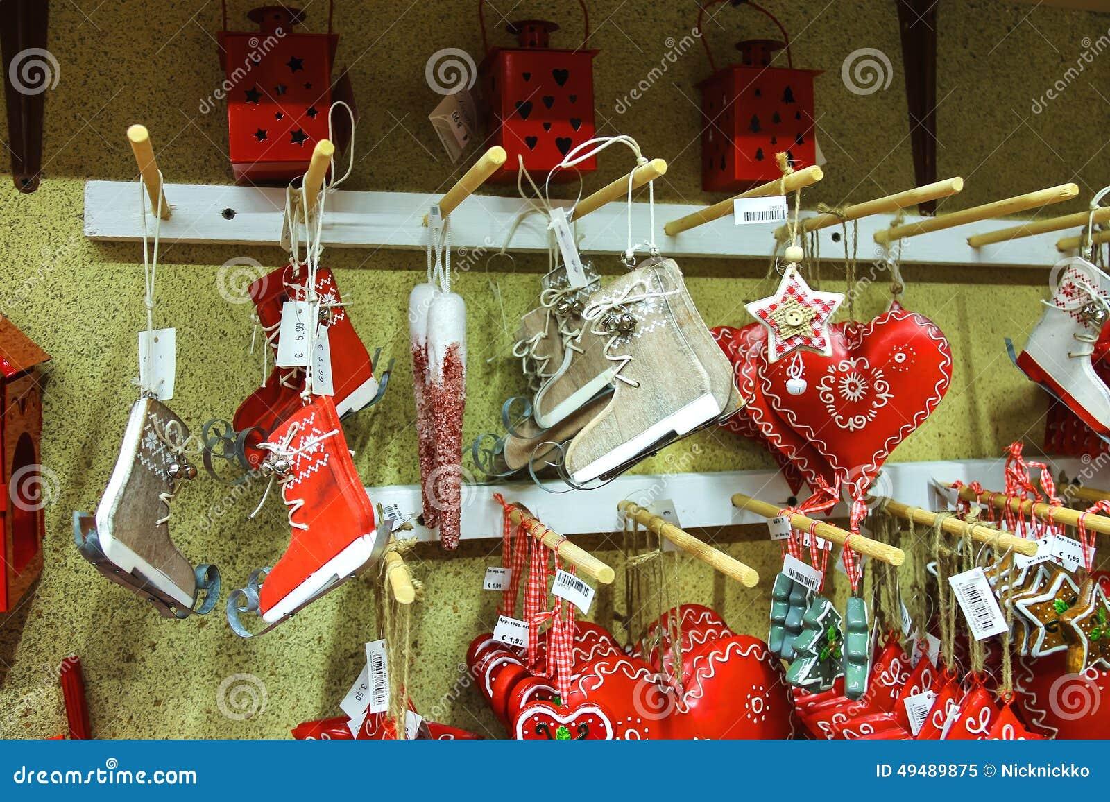 Babbo Natale Italy.Great Cristmas Market Editorial Image Image Of Market 49489875