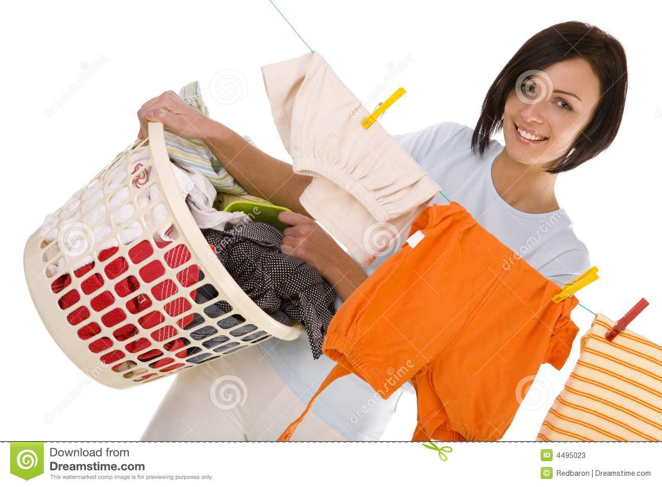 Great day for laundry