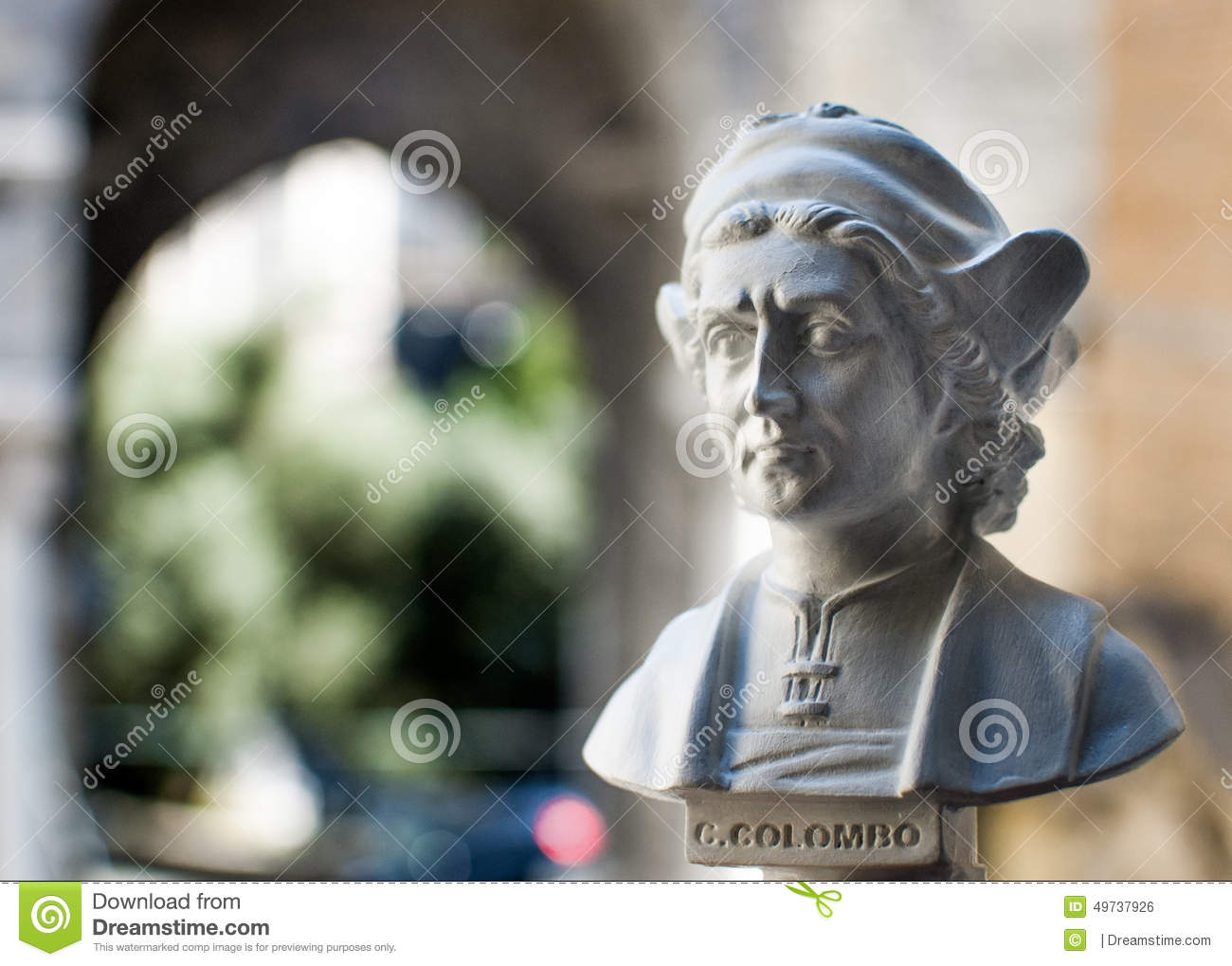the great explorer christopher columbus Christopher columbus: christopher columbus, master navigator whose four transatlantic voyages opened the way for european exploration and colonization of the americas.