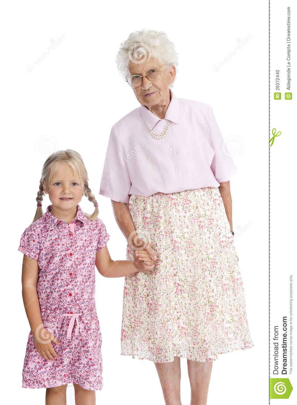 great grandmother and grandchild stock photo image of great