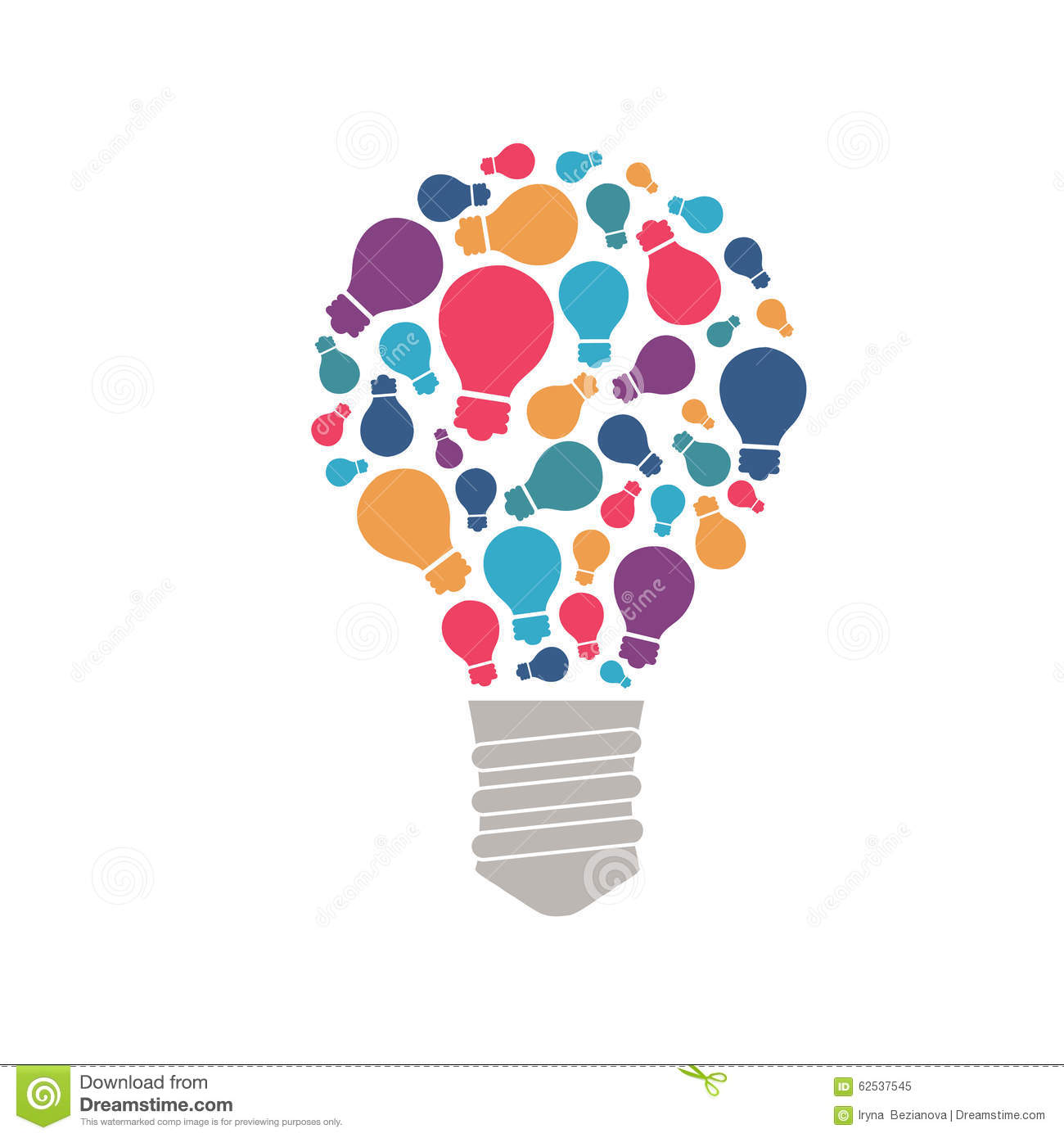 the great idea consists of a chain small ideas  hints and human brain clipart free free brain clipart black and white