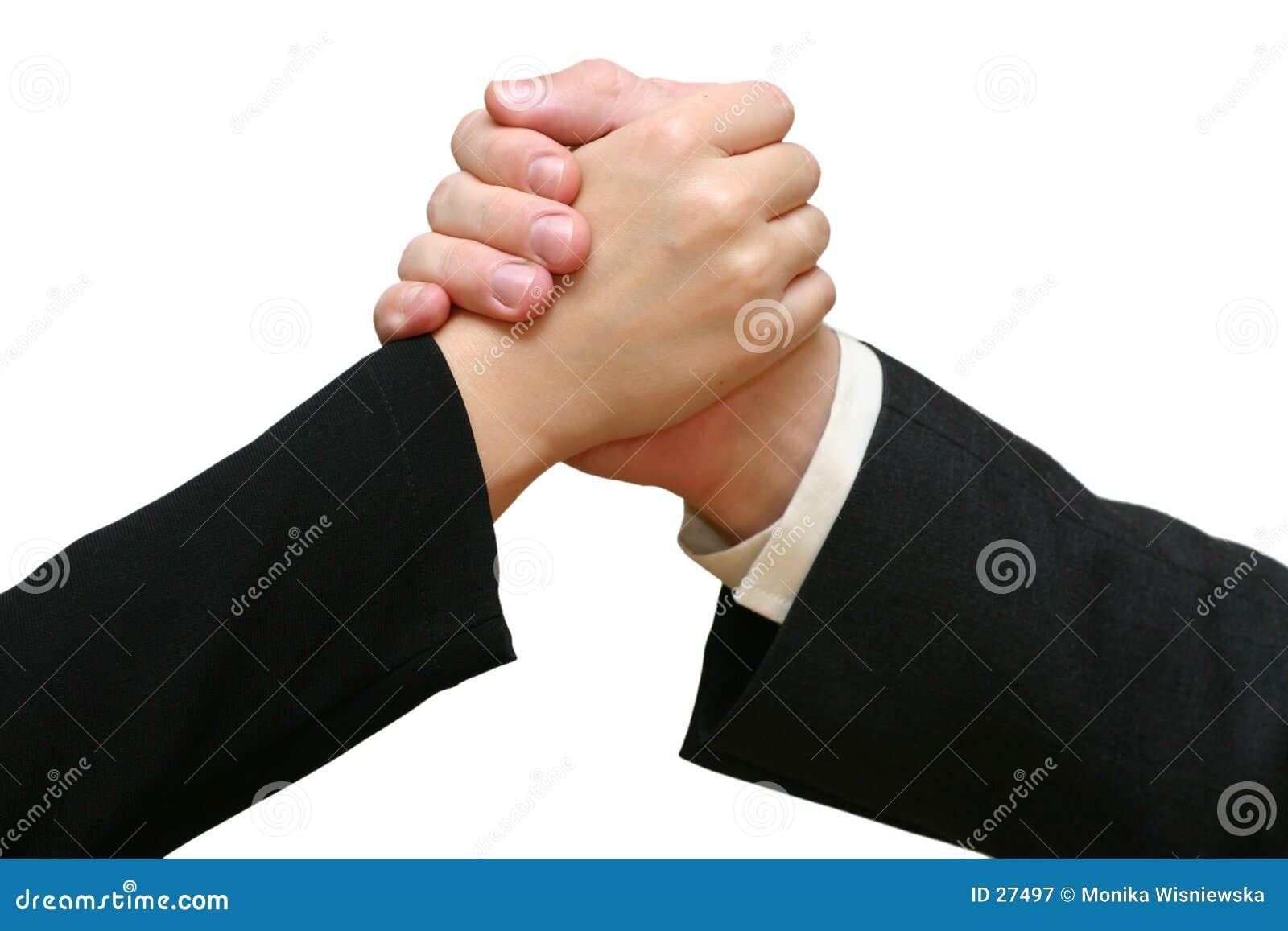 Great Job! - Handshake