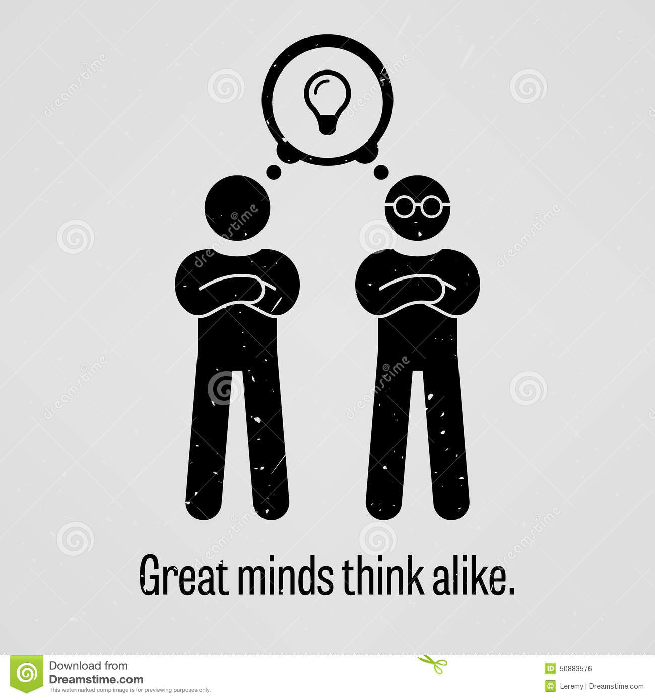 great minds think alike an inspiring Criss jami — 'great minds think alike because a greater mind is thinking through  them'  tags: comprehension, god, greatness, mind, perception, perspective,.