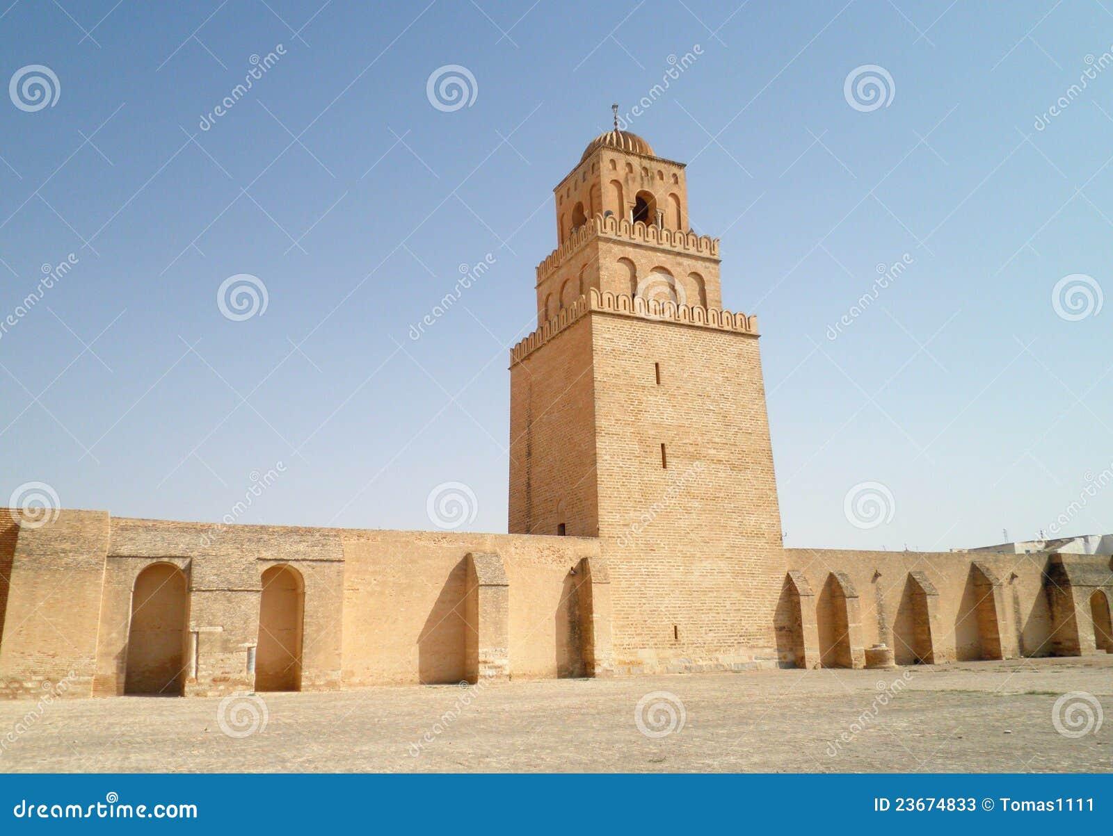 Stock photos great mosque of kairouan tunisia