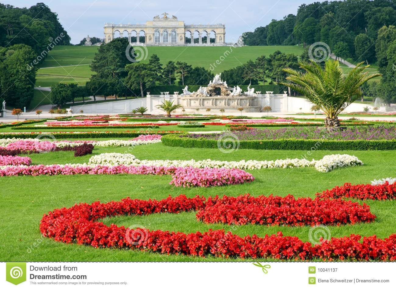 Great parterre royalty free stock photography image for Parterre 3d