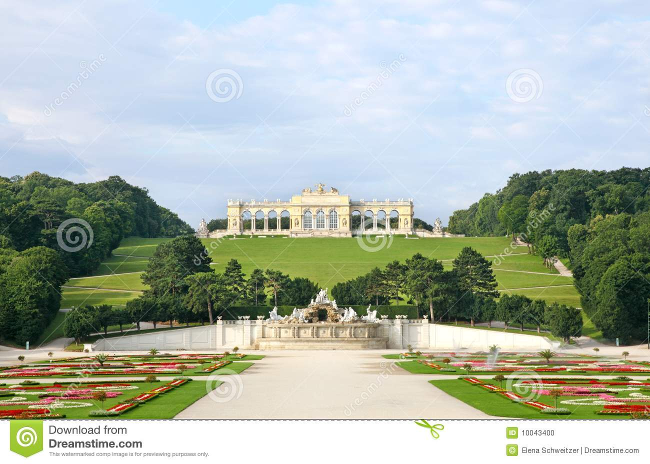Great parterre stock photo image 10043400 for Parterre 3d