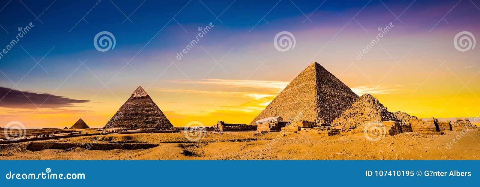Great Pyramids of Giza