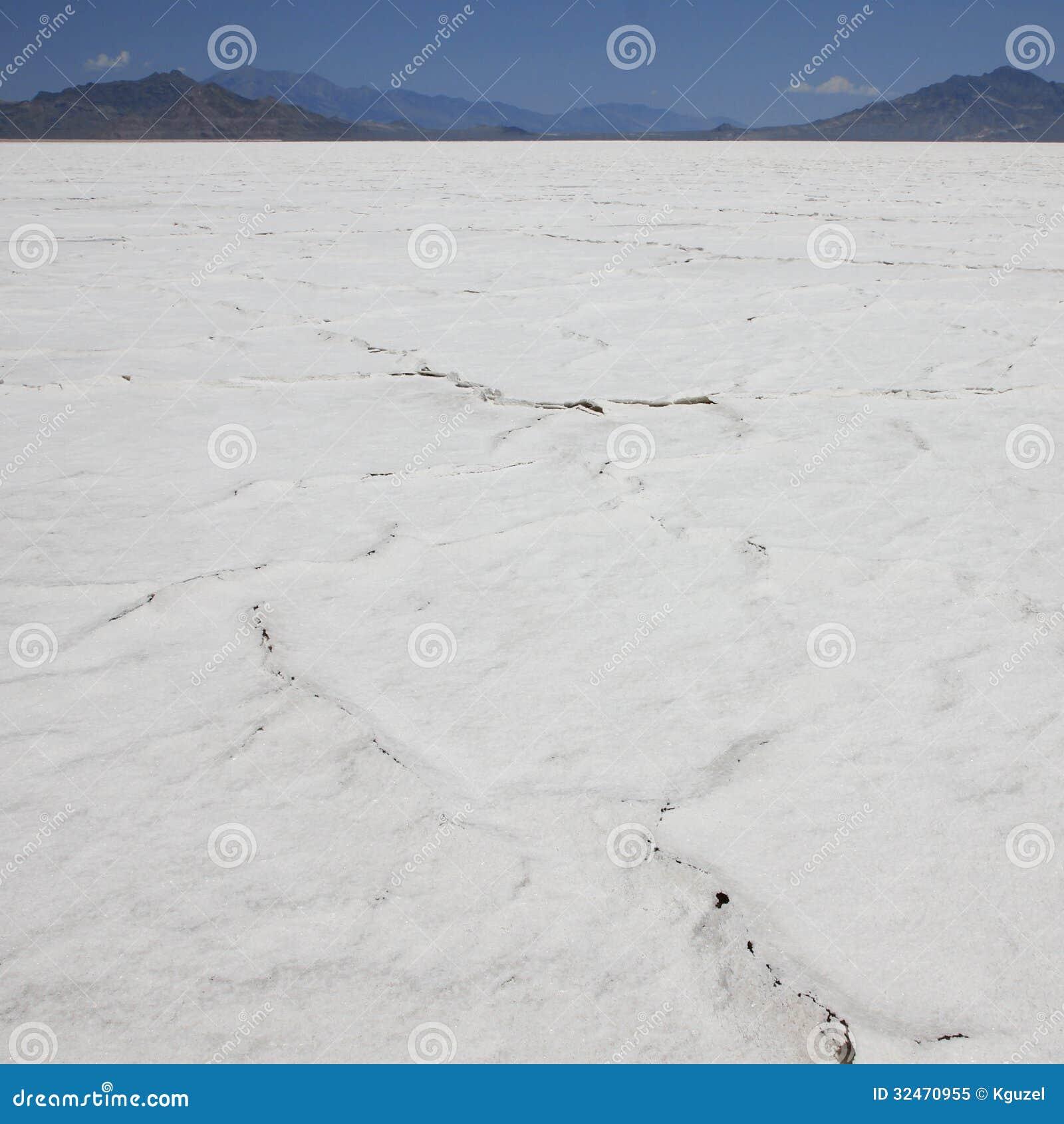 Great Salt Lake Desert Utah Usa Stock Image Image Of Great