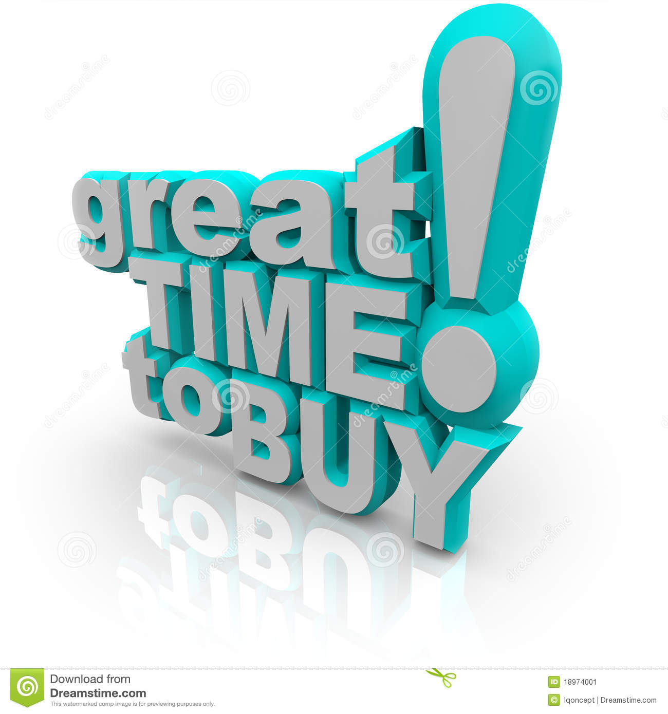Buy: Words Encouraging A Sale Stock Image