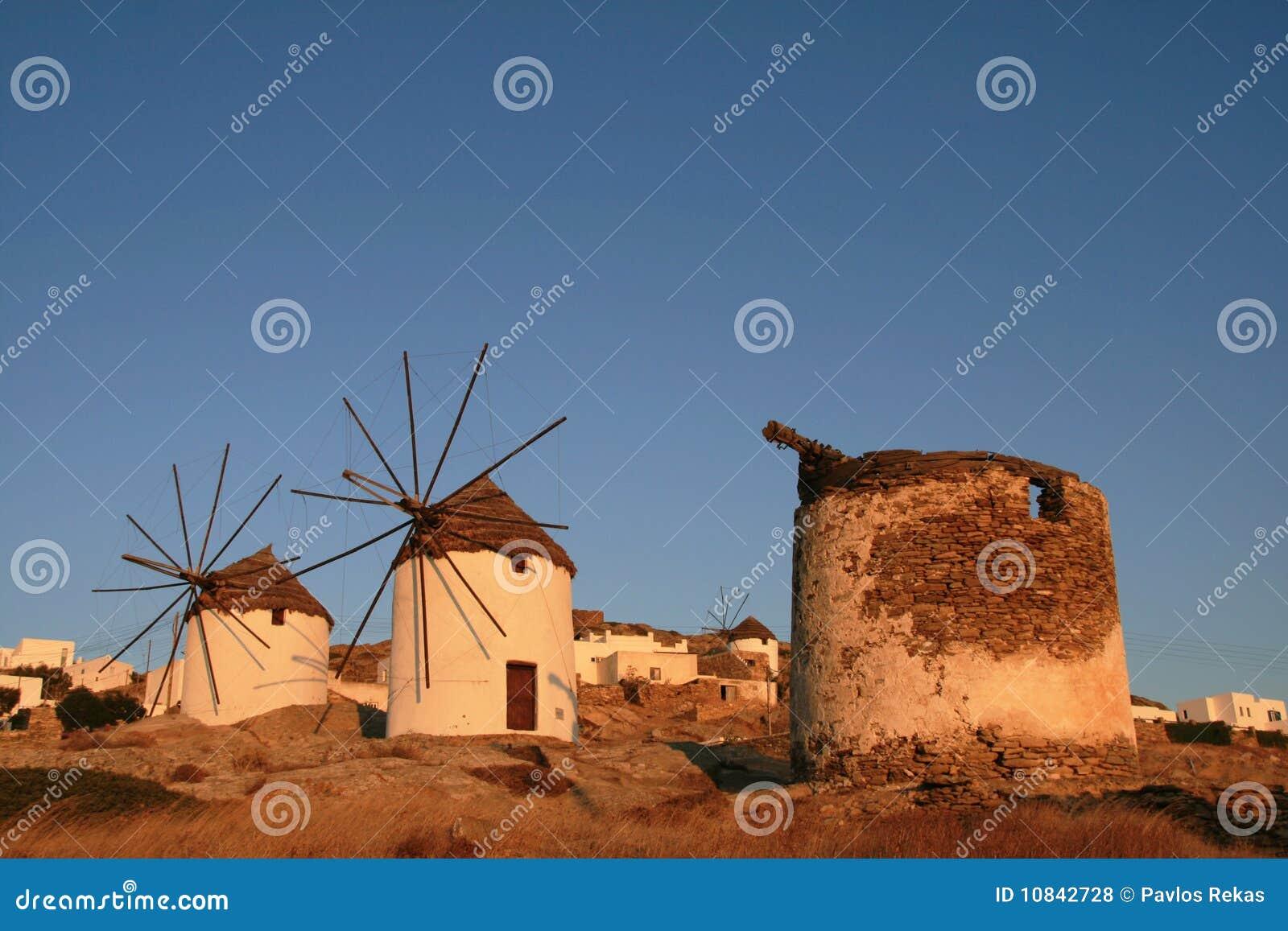 Grecia, IOS