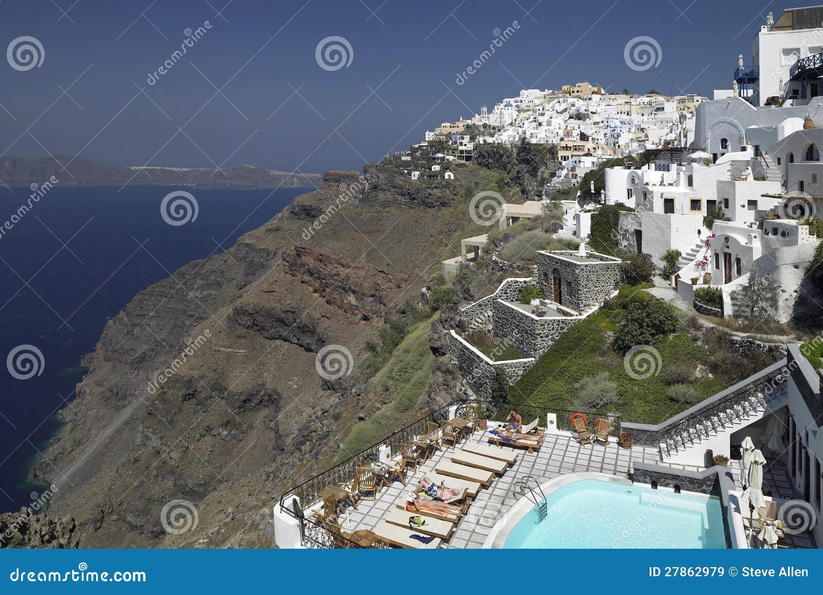 Grecja - Santorini - Cyclades