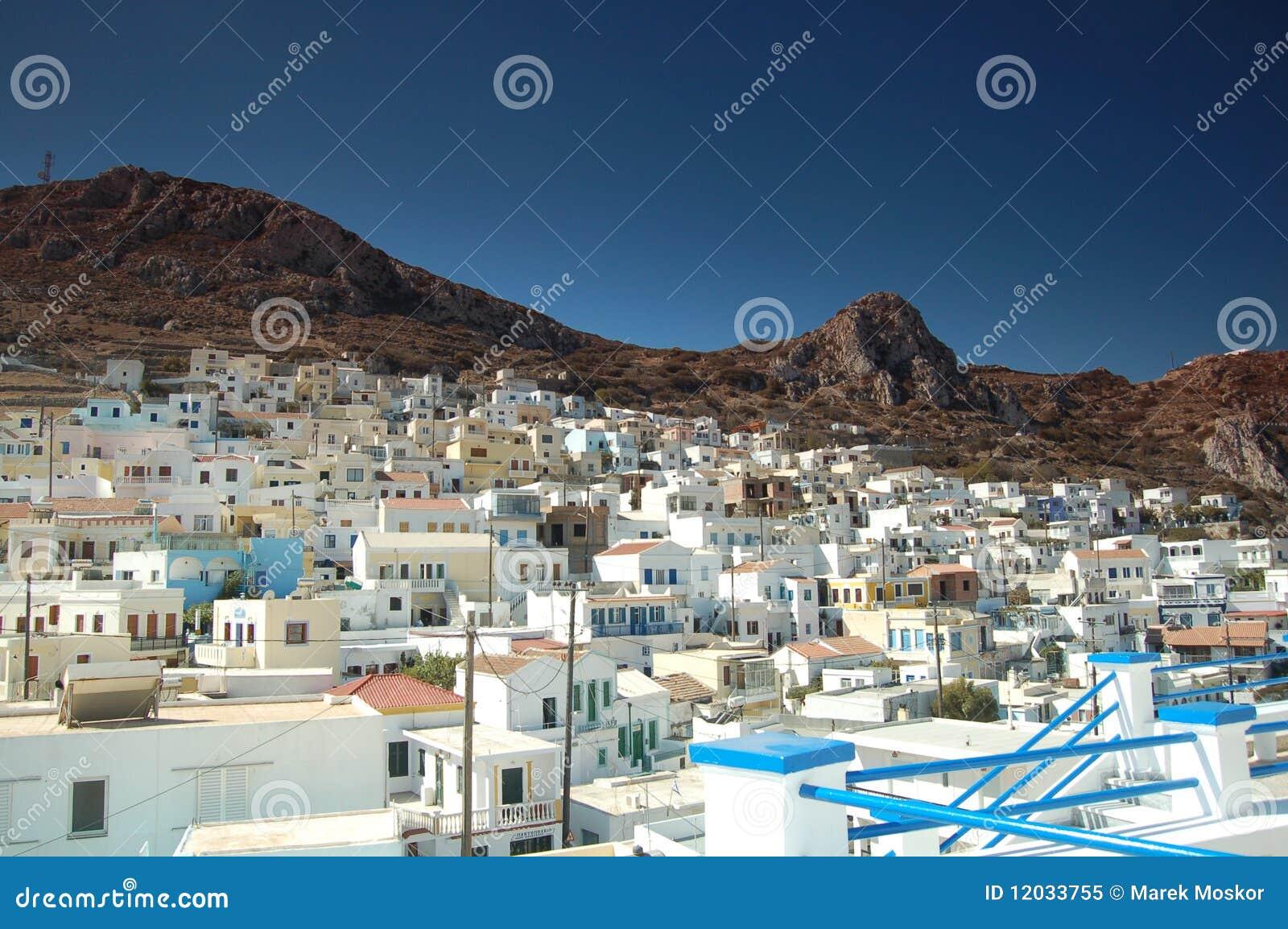 Grecka wioska