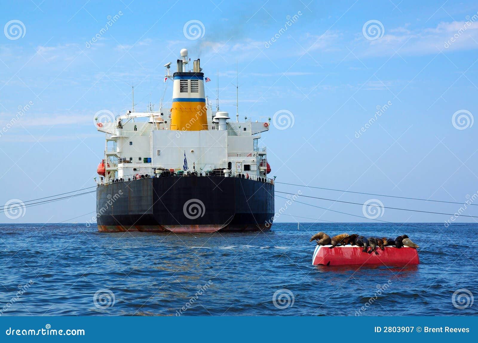Grecki ładunku statku