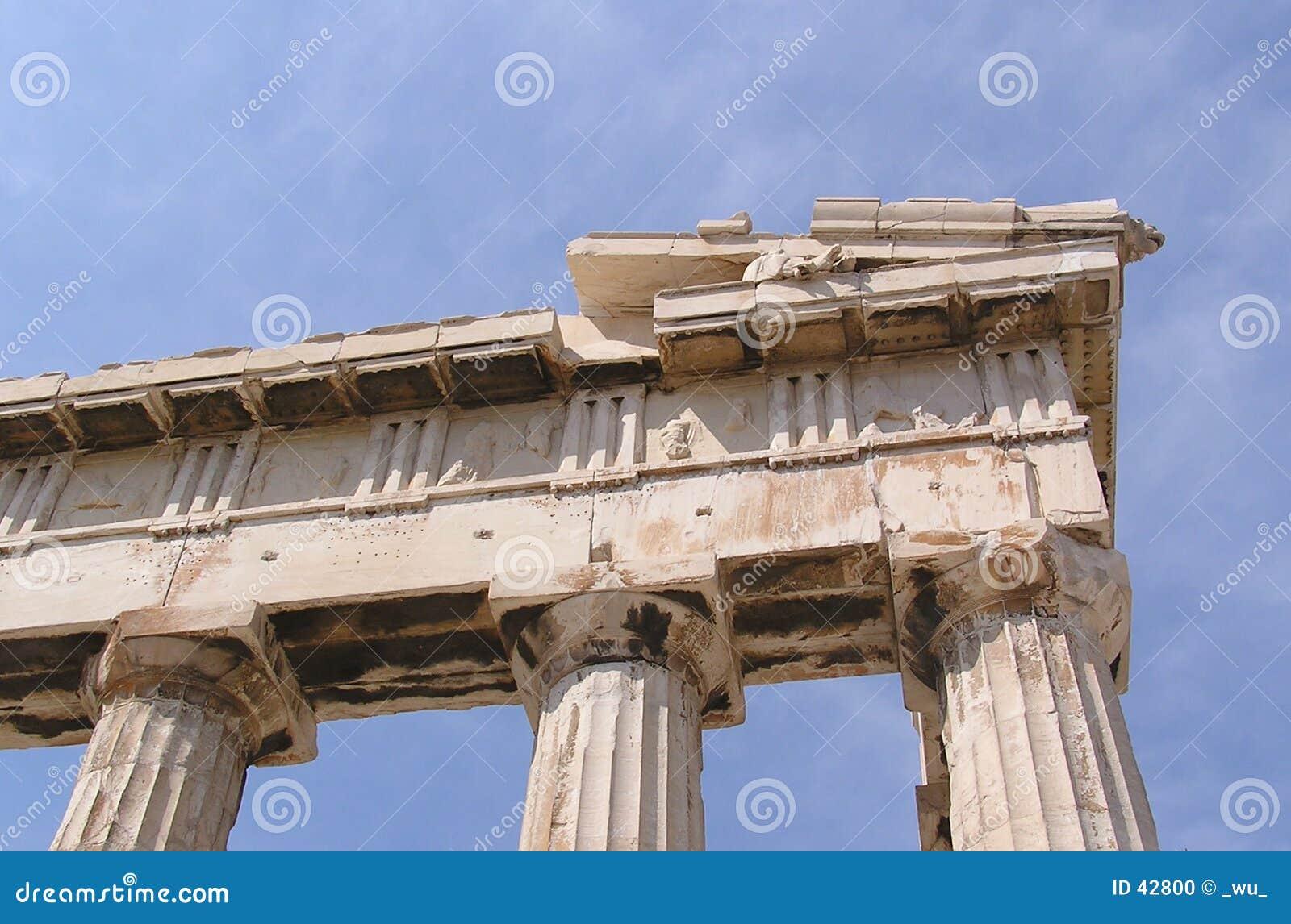 Grecki ruin