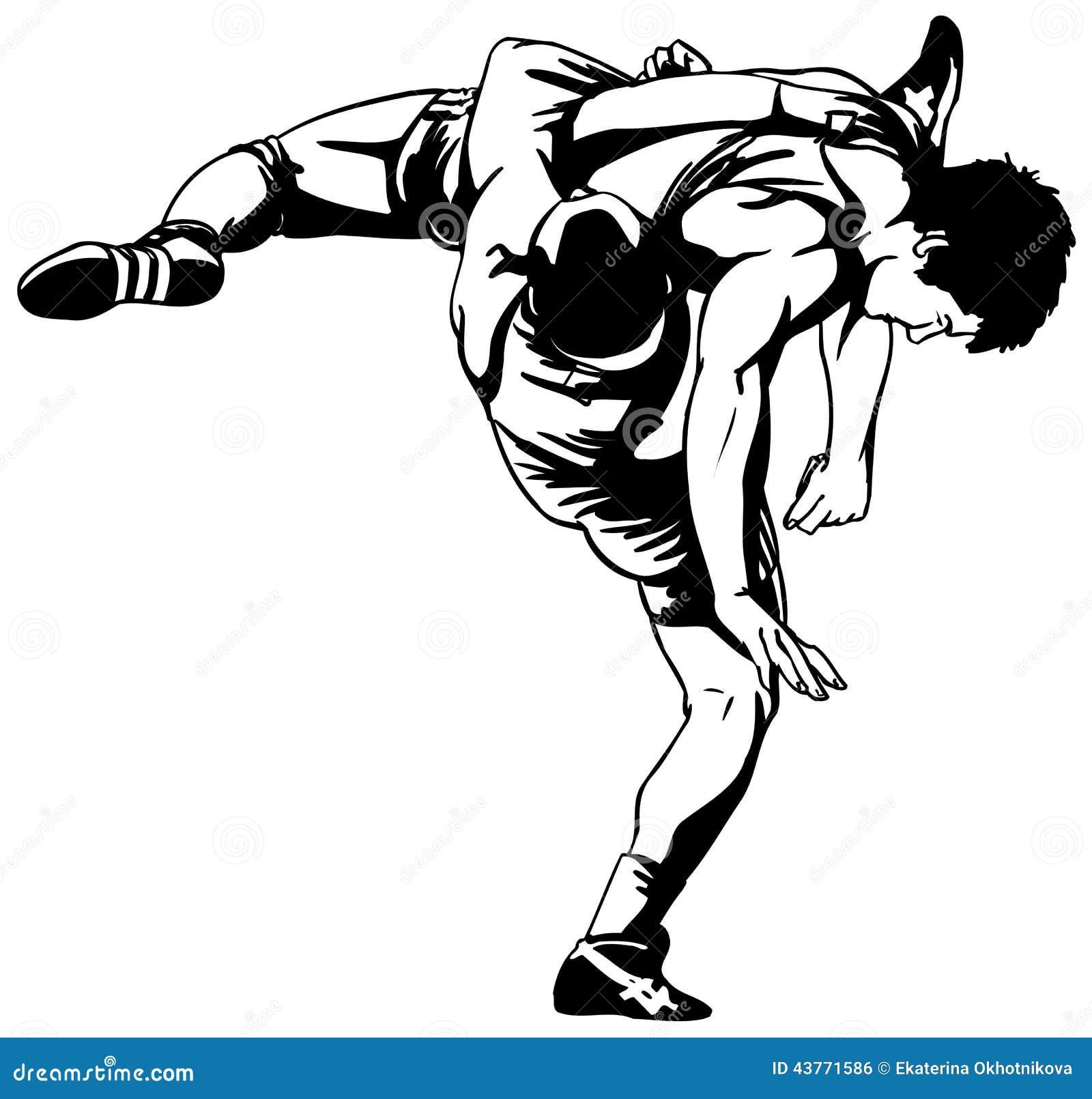 greco roman wrestling throws pdf