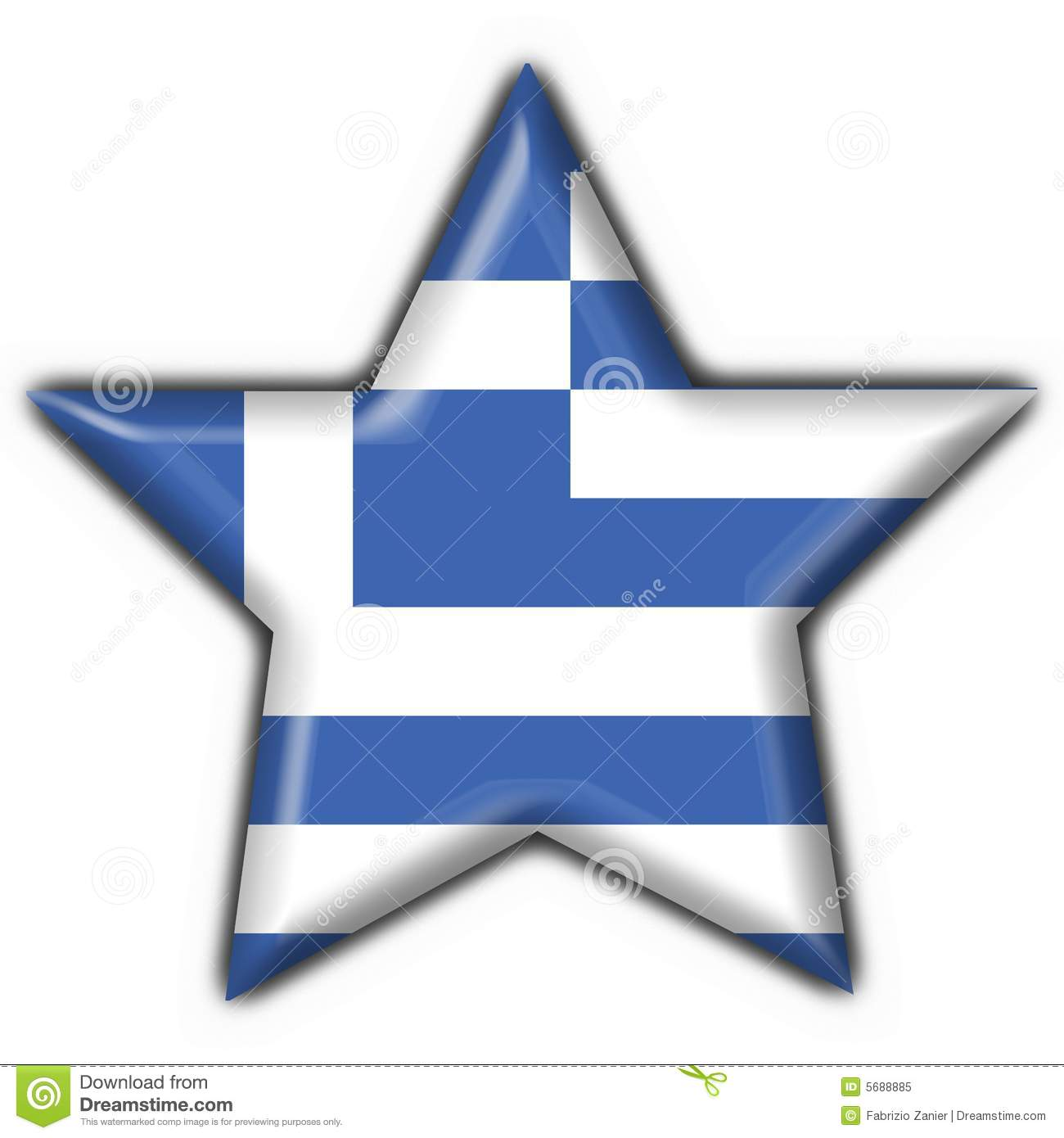 ... Button Flag Star Shape Royalty Free Stock Photo - Image: 5688885: dreamstime.com/royalty-free-stock-photo-greece-button-flag-star...