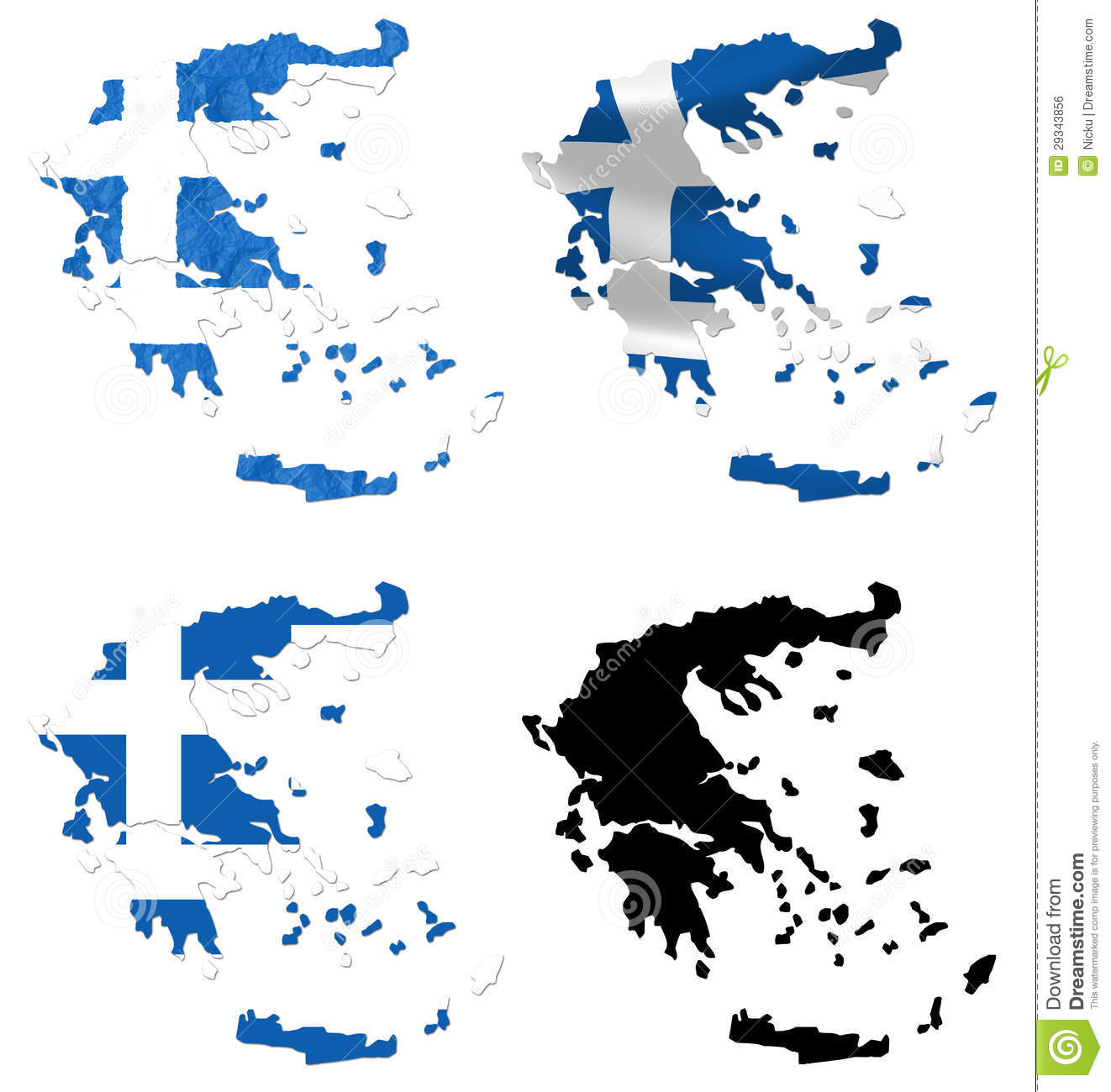 Europe Flag Over Map Collage Stock Photography ...