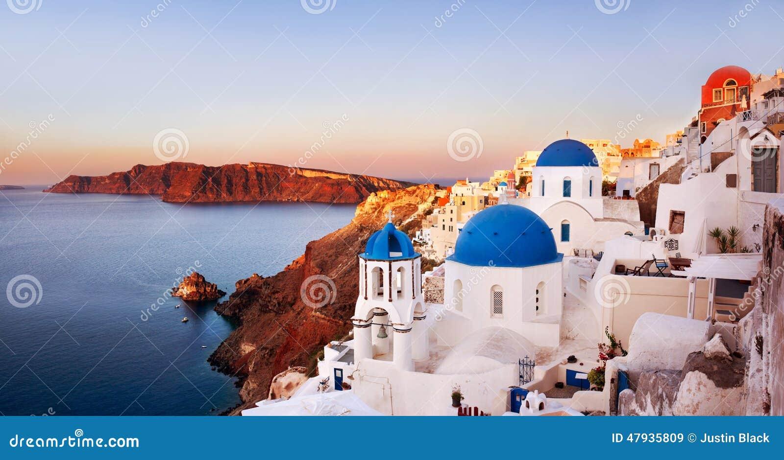 Greece oia santorini