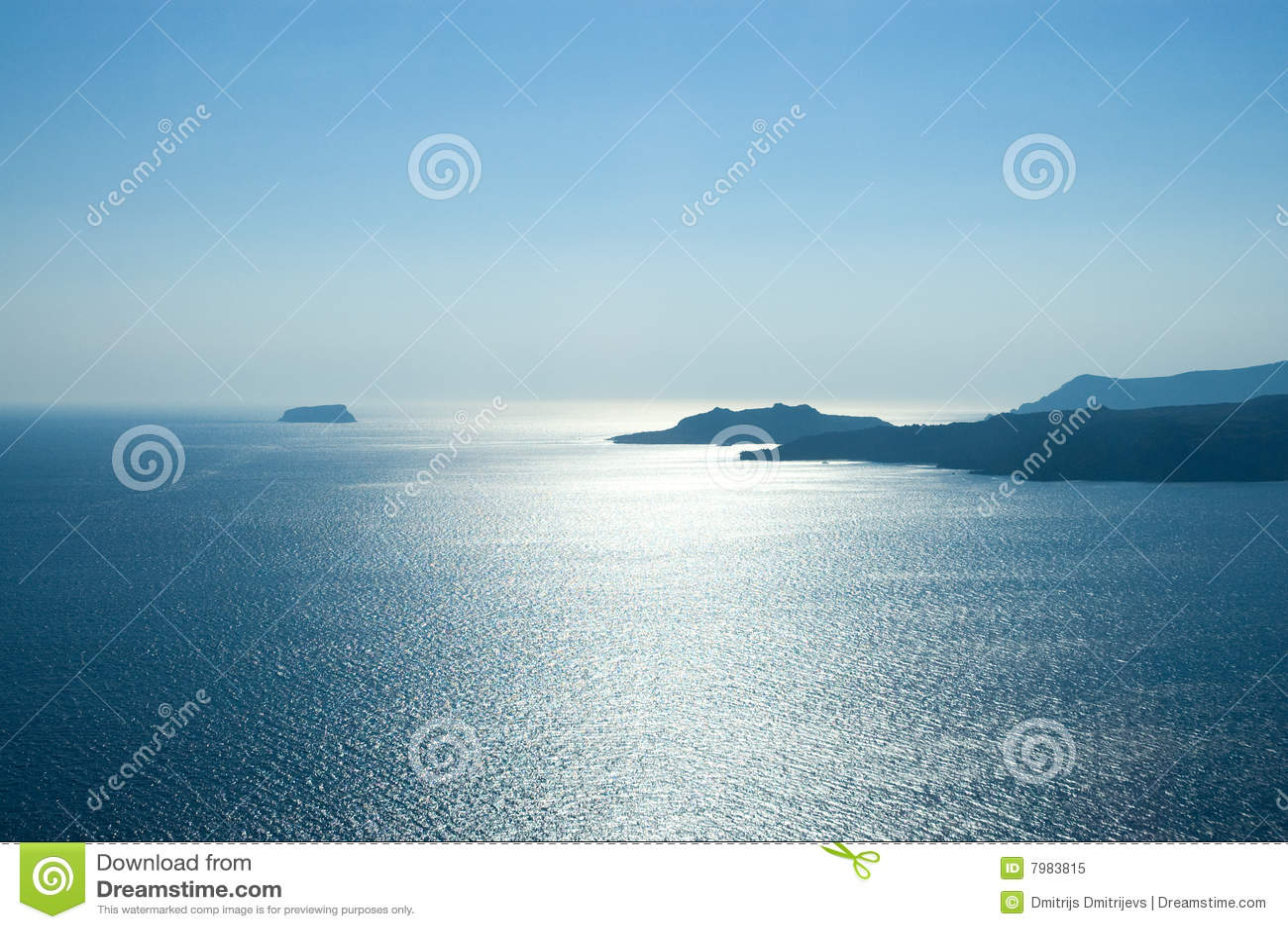 Greece piękny krajobraz